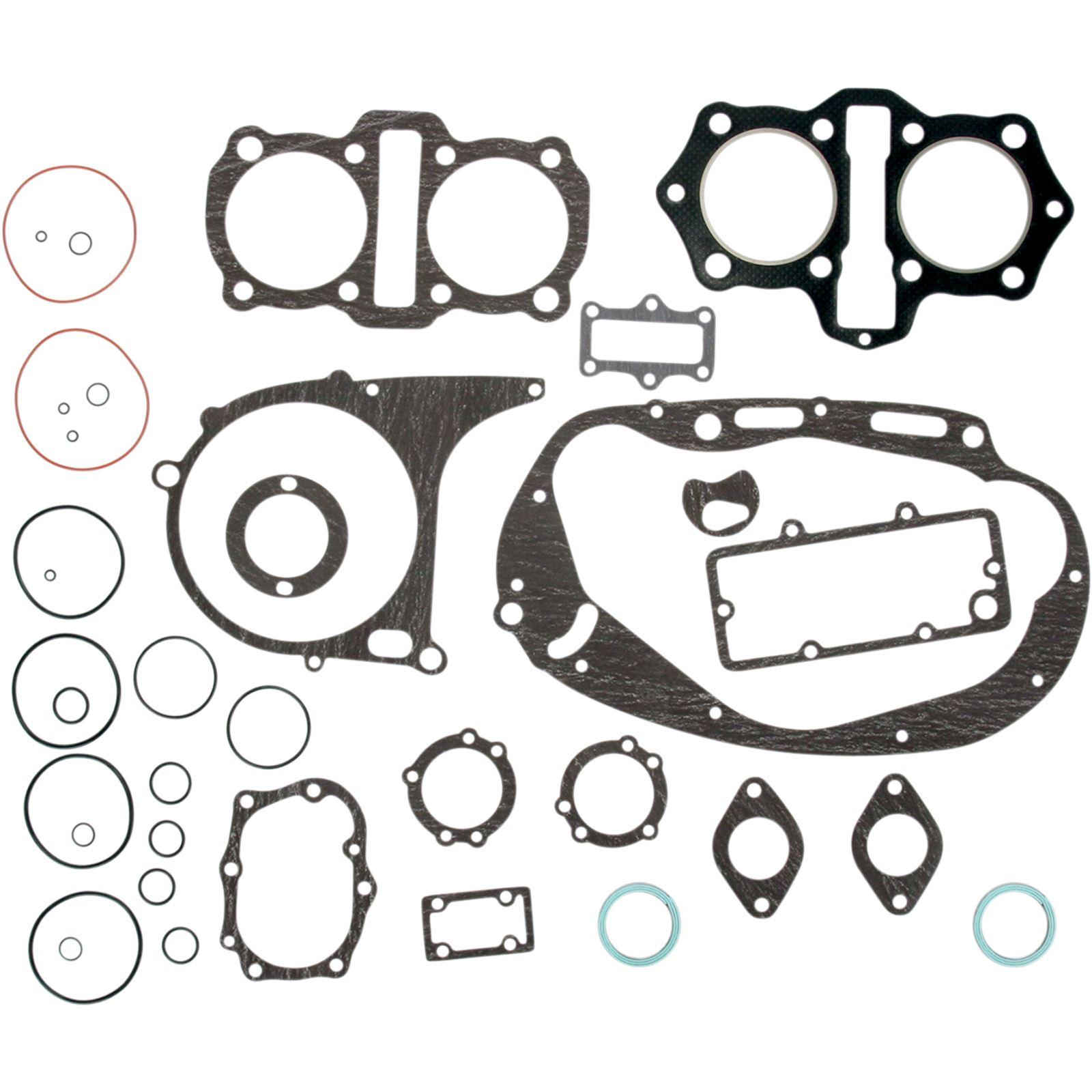 Vesrah Complete Gasket Kit TX/XS 650