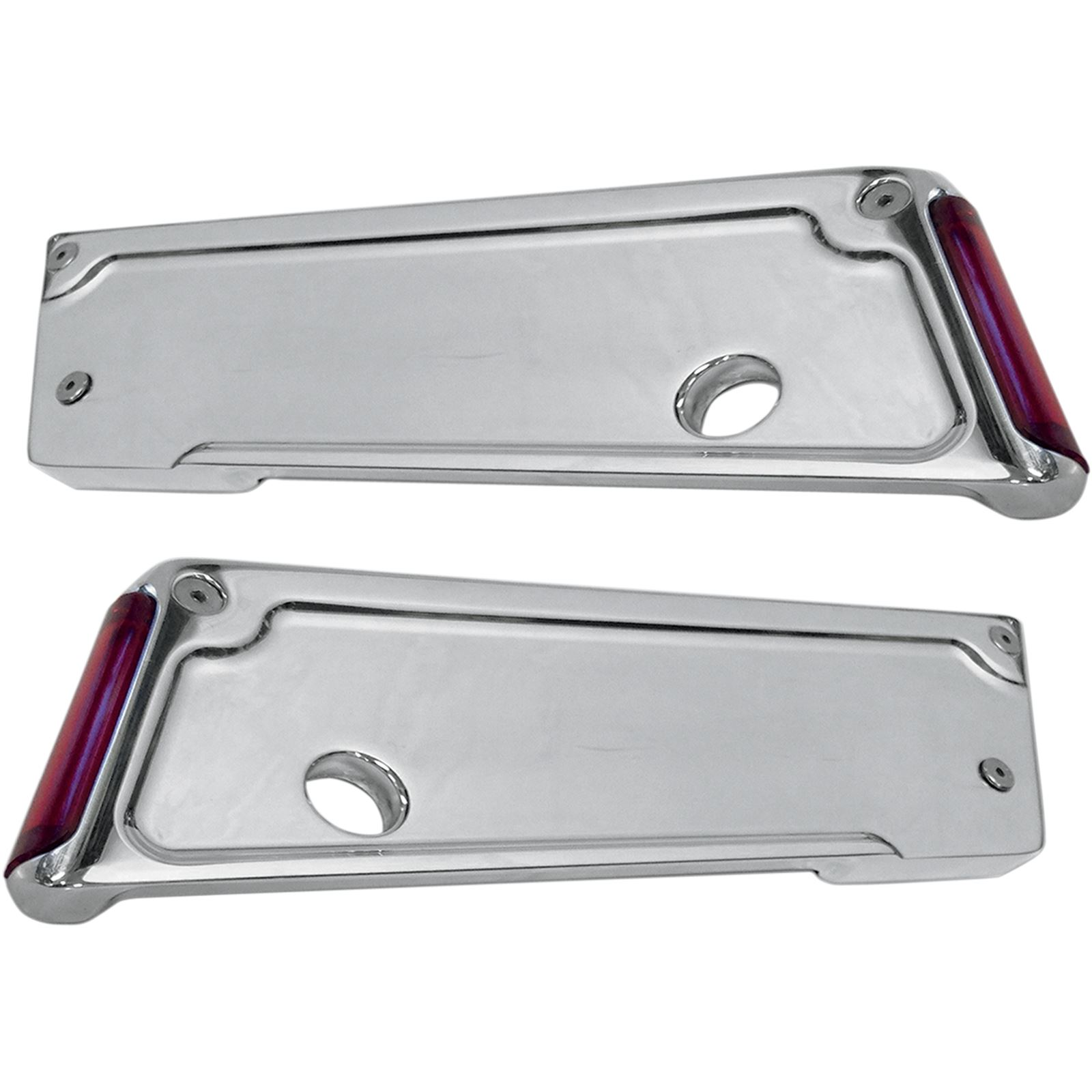 Alloy Art Lighted Latch Covers