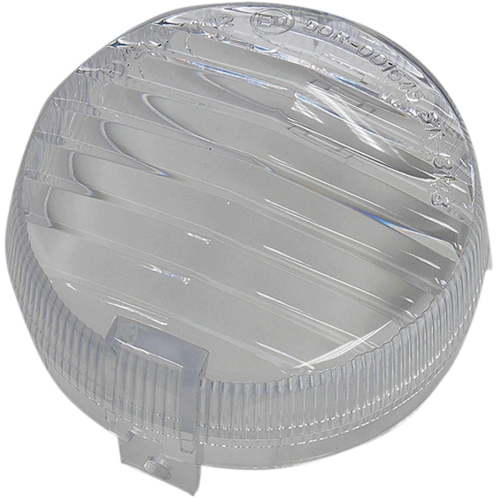 K S Replacement Turn Signal Lens - Clear