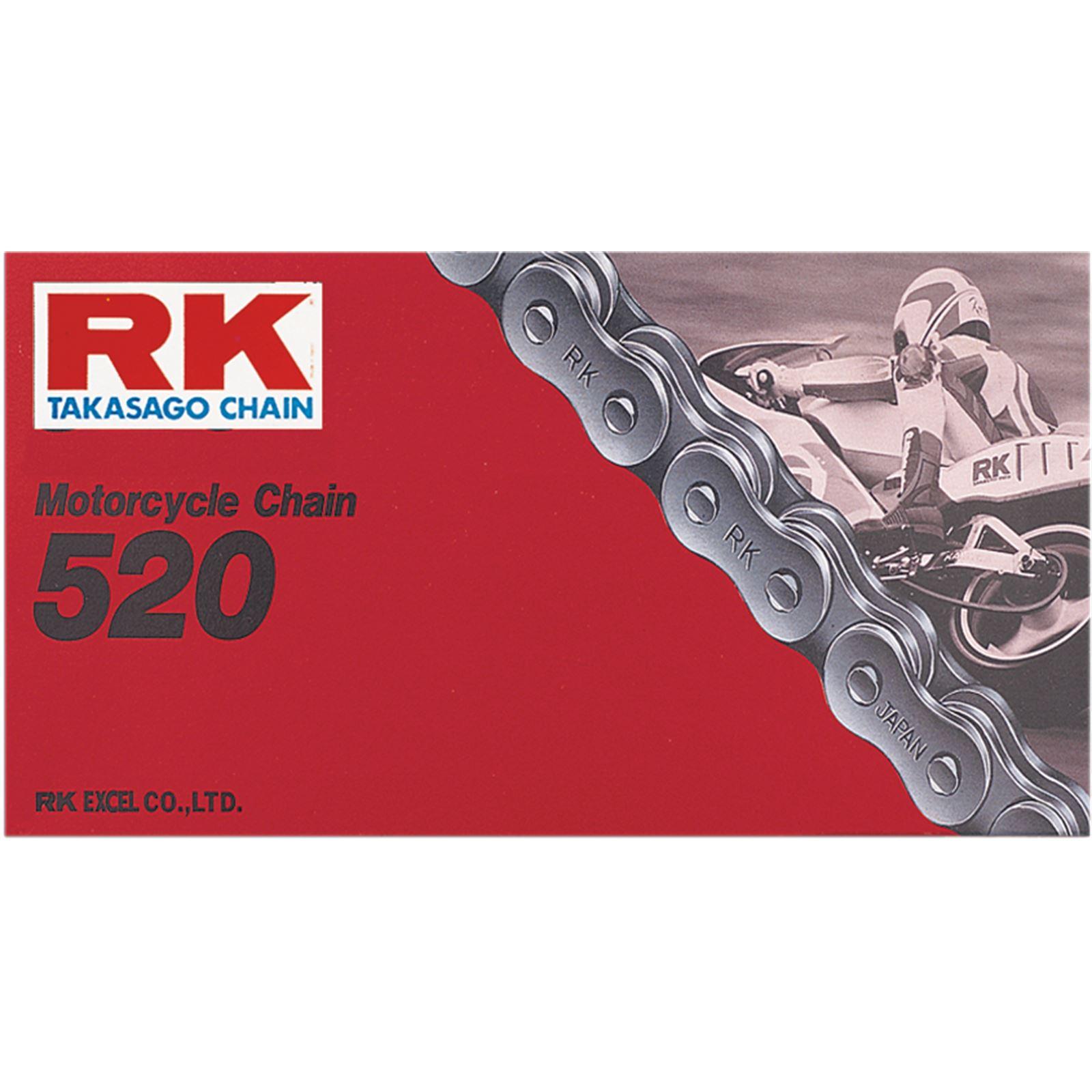 RK Excel M520 - Standard Chain - 98 Links