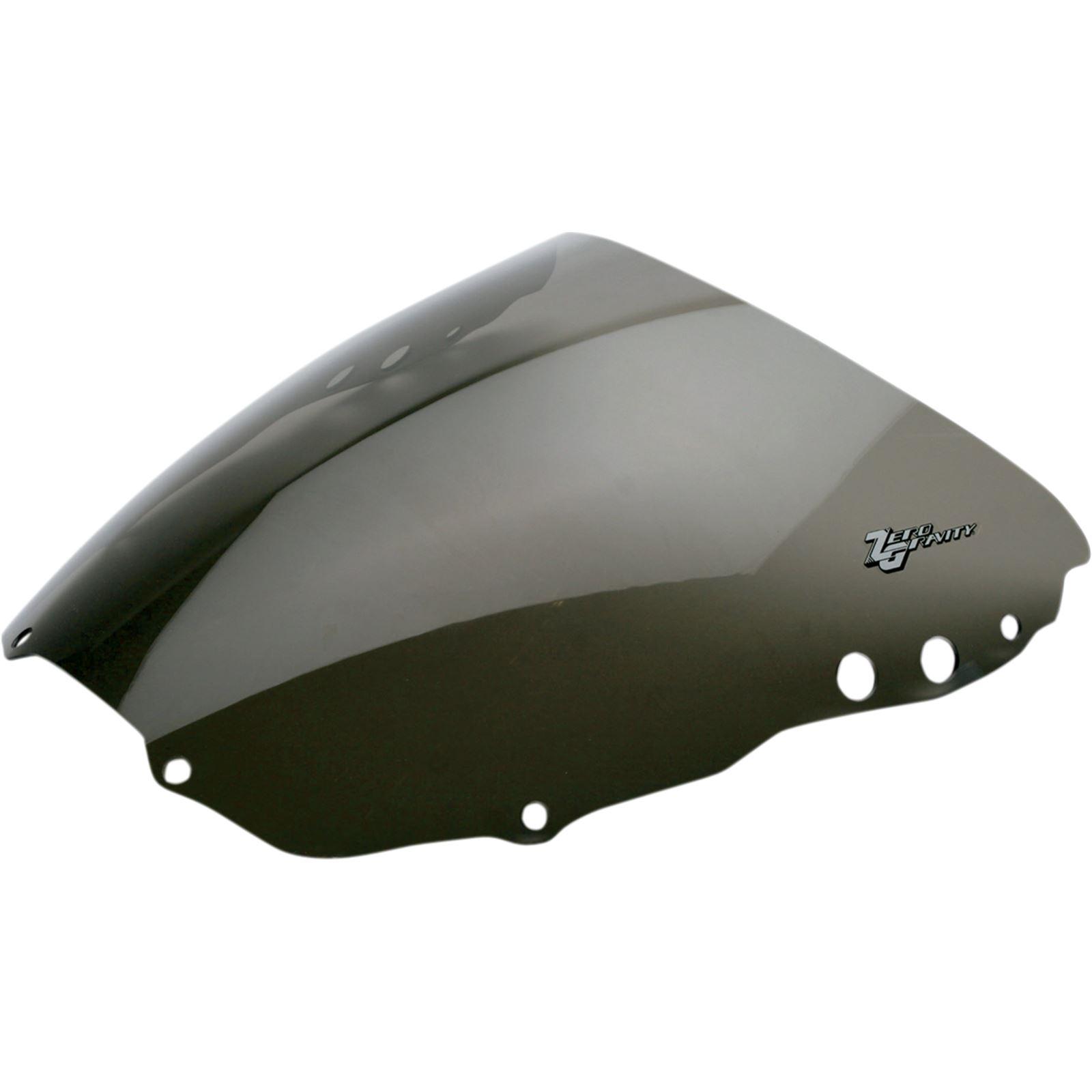 Zero Gravity Windshields Windscreen - Smoke - CBR900RR '98-'99