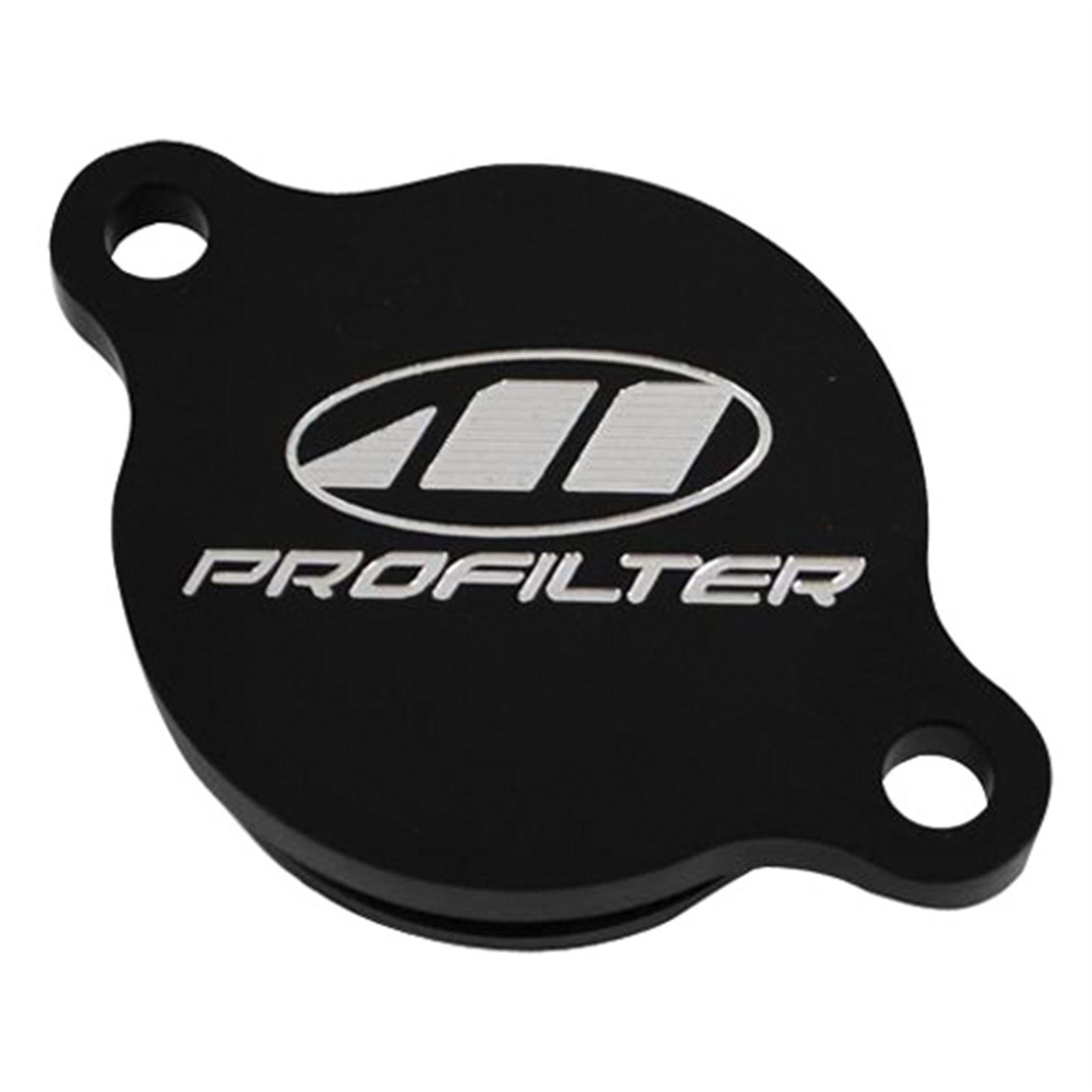 Pro Filter Oil Filter Cover - Aluminum