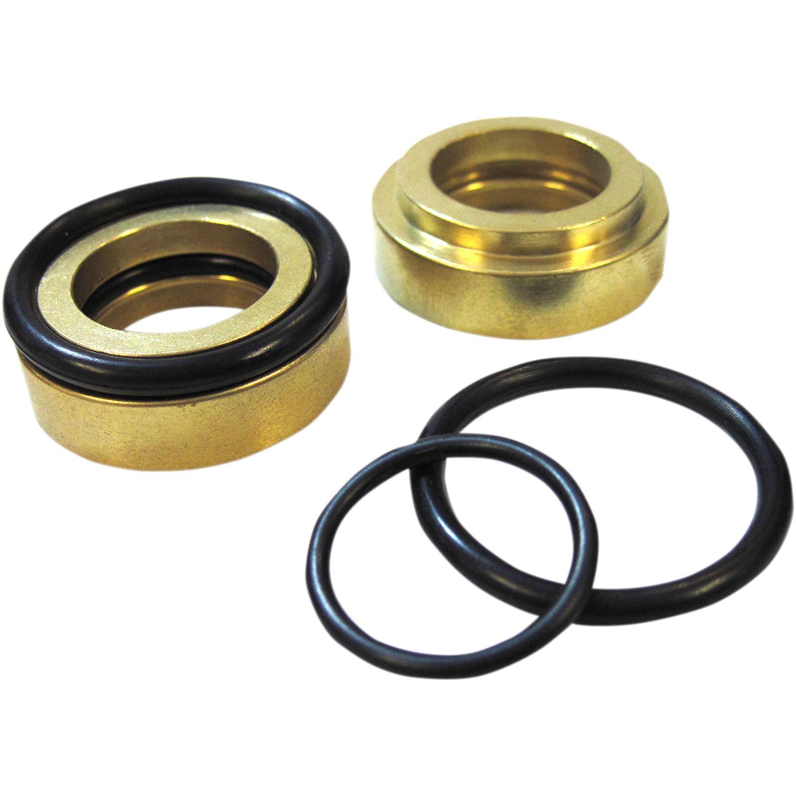 Hygear Heavy-Duty Brass Ice Scraper - 16 mm