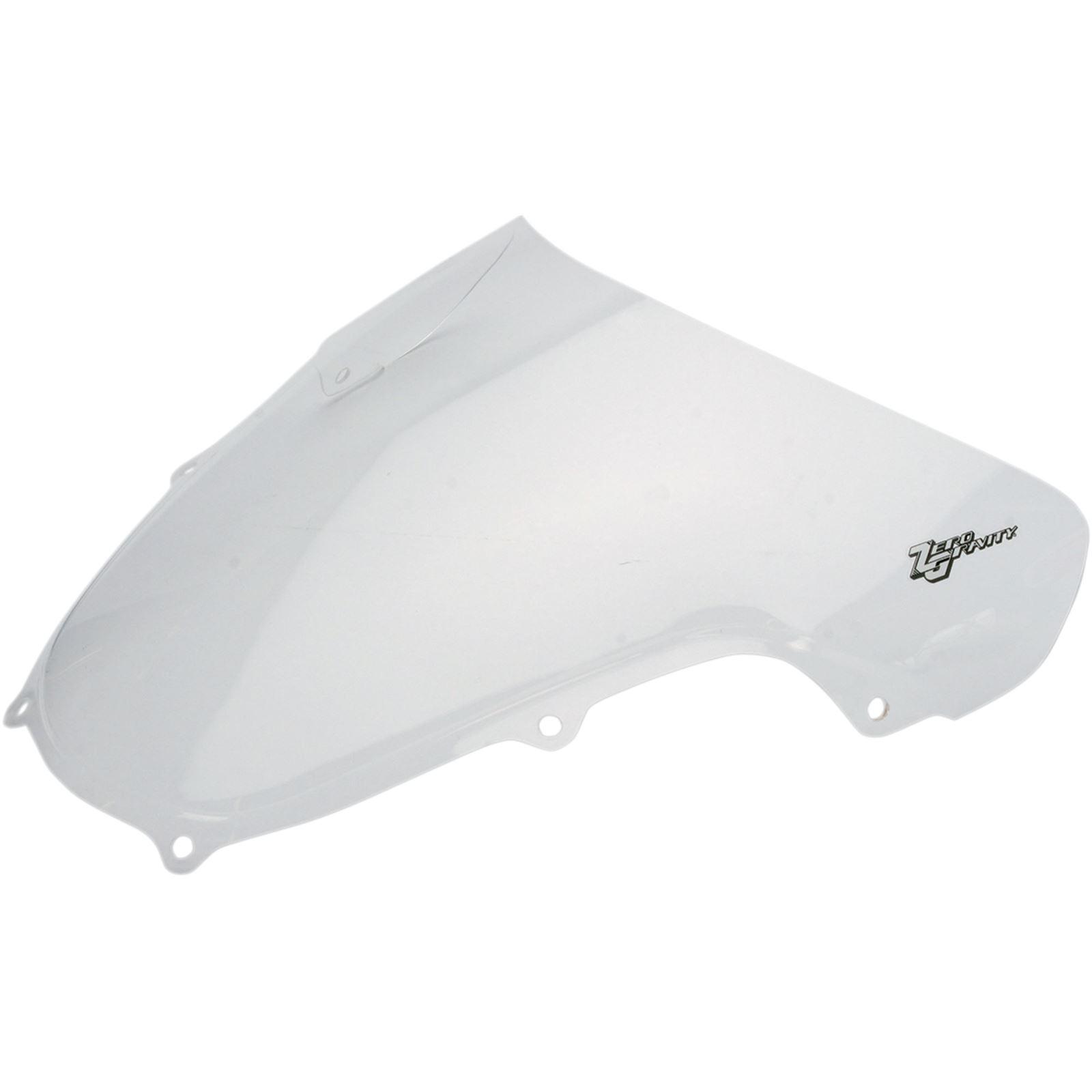 Zero Gravity Windshields Windscreen - Clear - GSXR 600/750/1 '00-'03