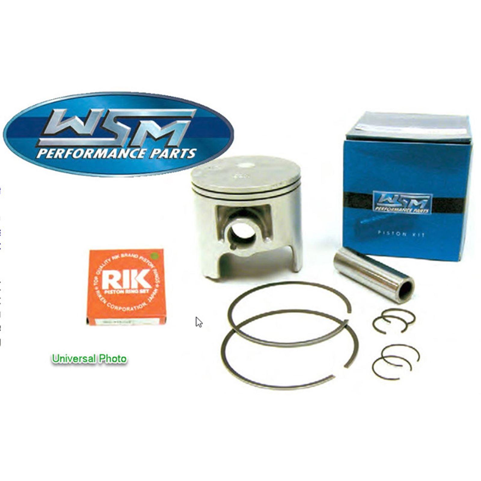 WSM Piston Kit - Kawasaki - Standard