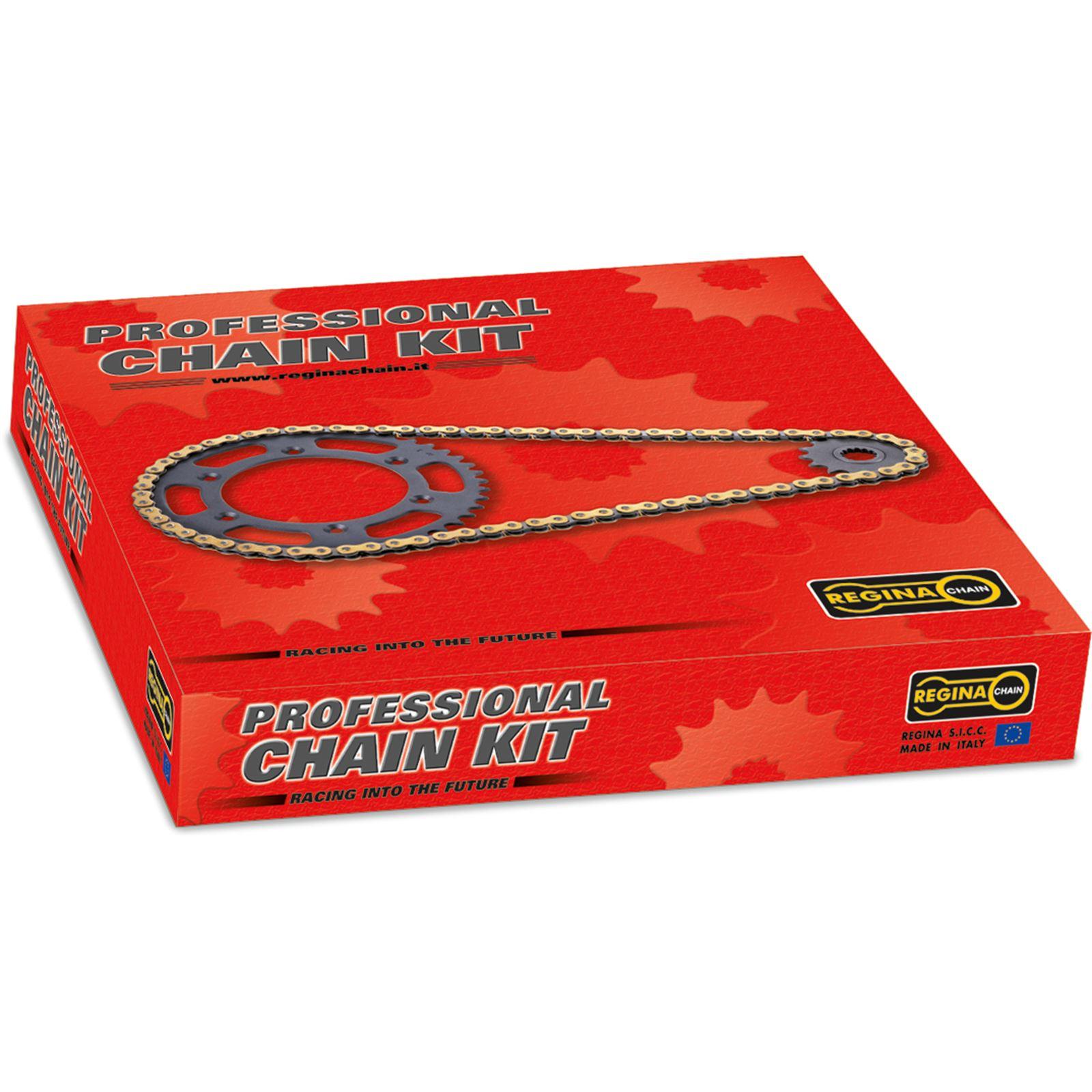 Regina Chain and Sprocket Kit - Kawasaki - Vulcan Classic/Drifter - '96-'06
