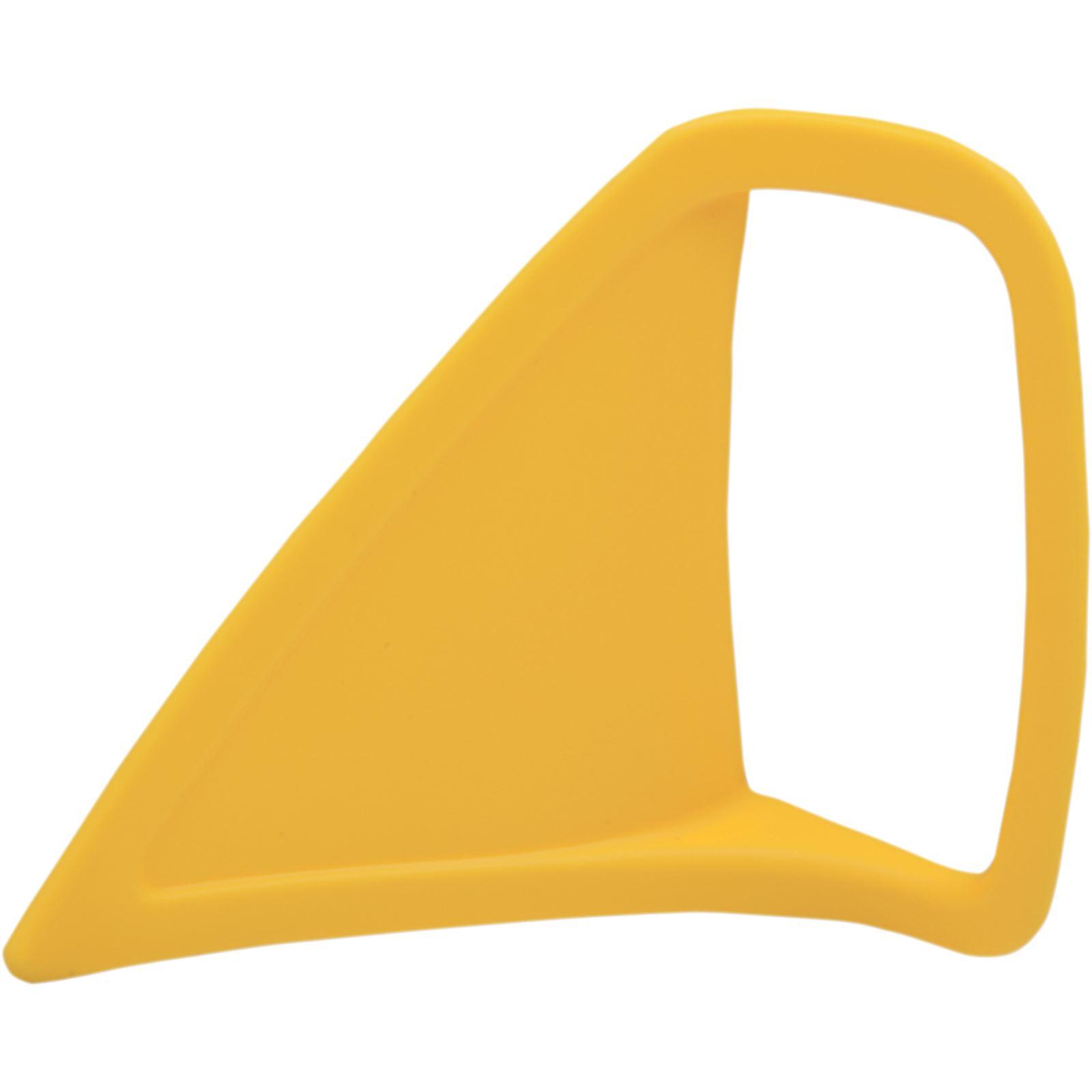 Stud Boy Trim Ring - Yellow - Ski-Doo