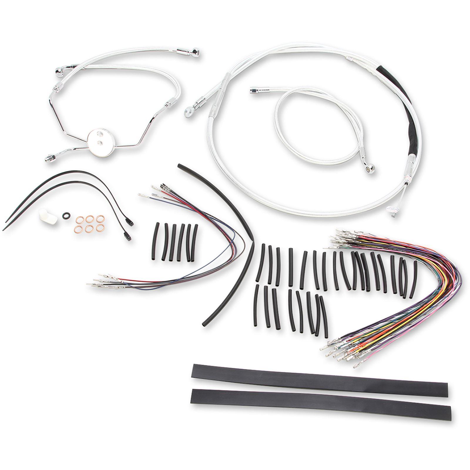 Magnum Sterling Chromite II® Handlebar and Installation Kit