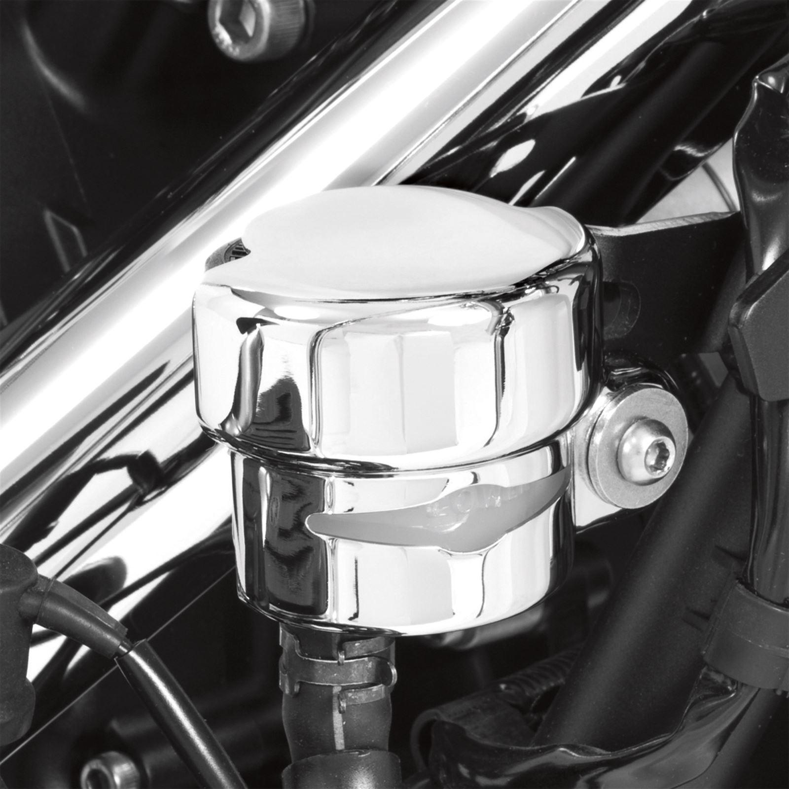 Show Chrome Brake Reservoir Cover - V-Star