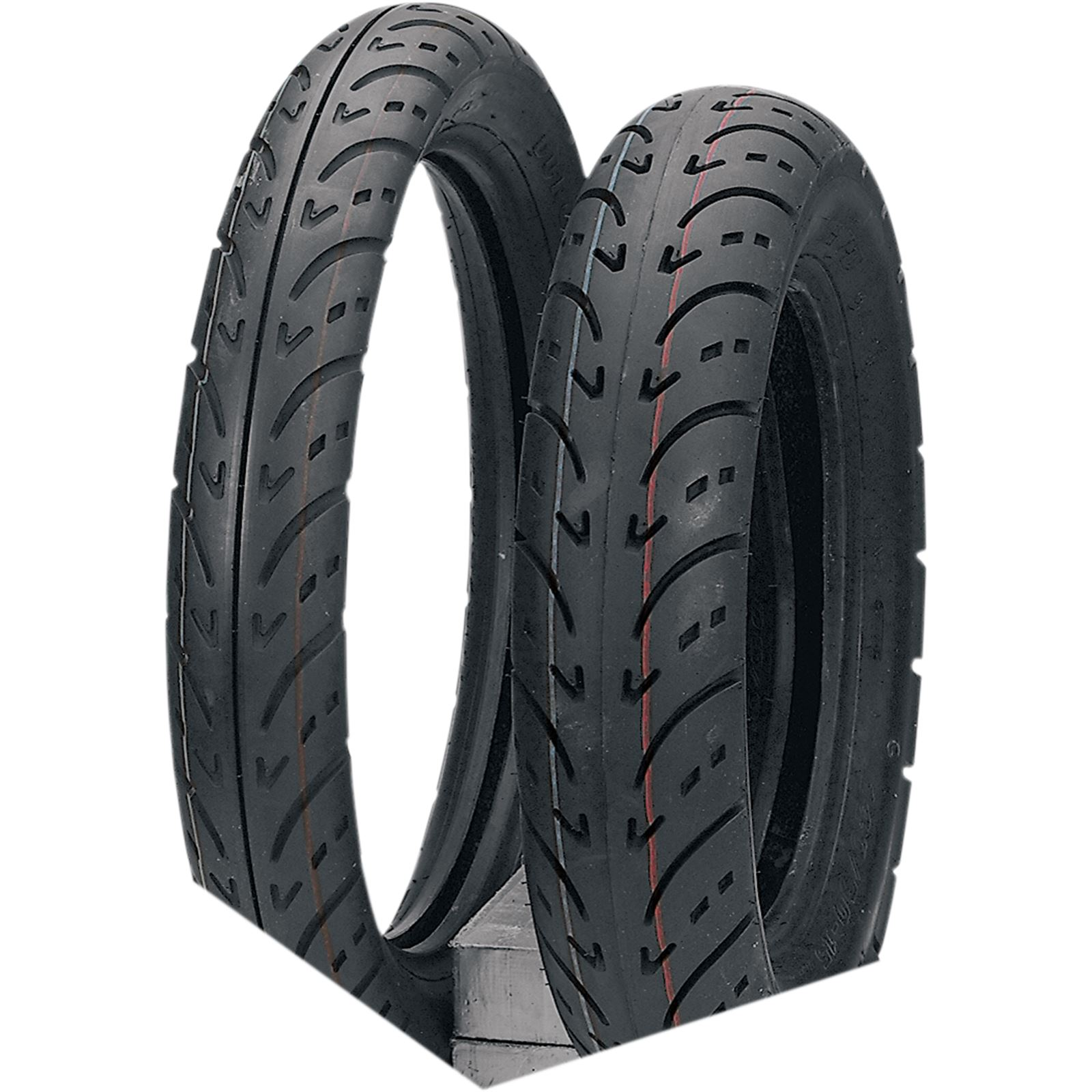 Duro Tire Boulevard - Front - HF296A - 130/70H18