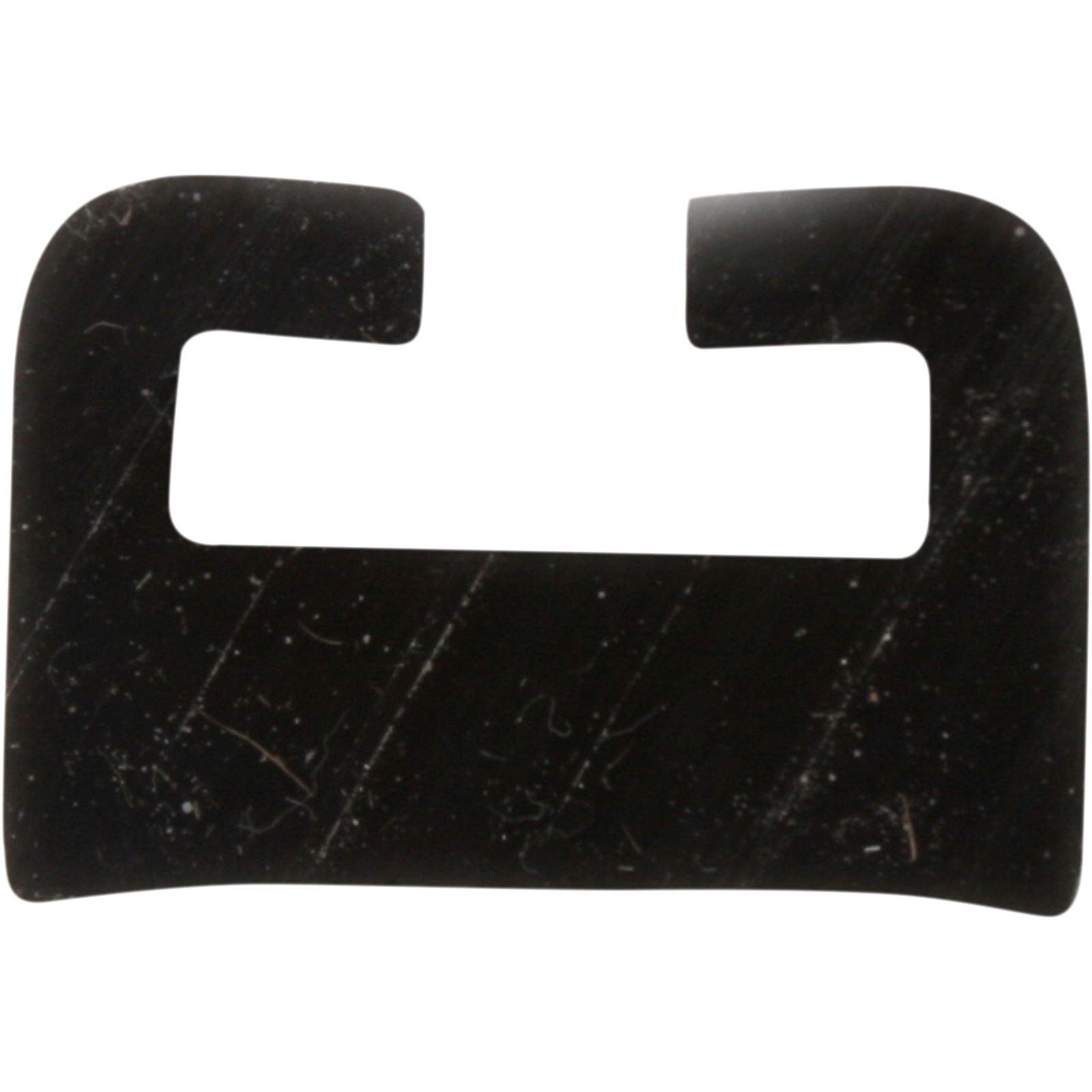 "Garland Black Replacement Slide - UHMW - Profile 10 - Length 64.00"" - Arctic Cat"