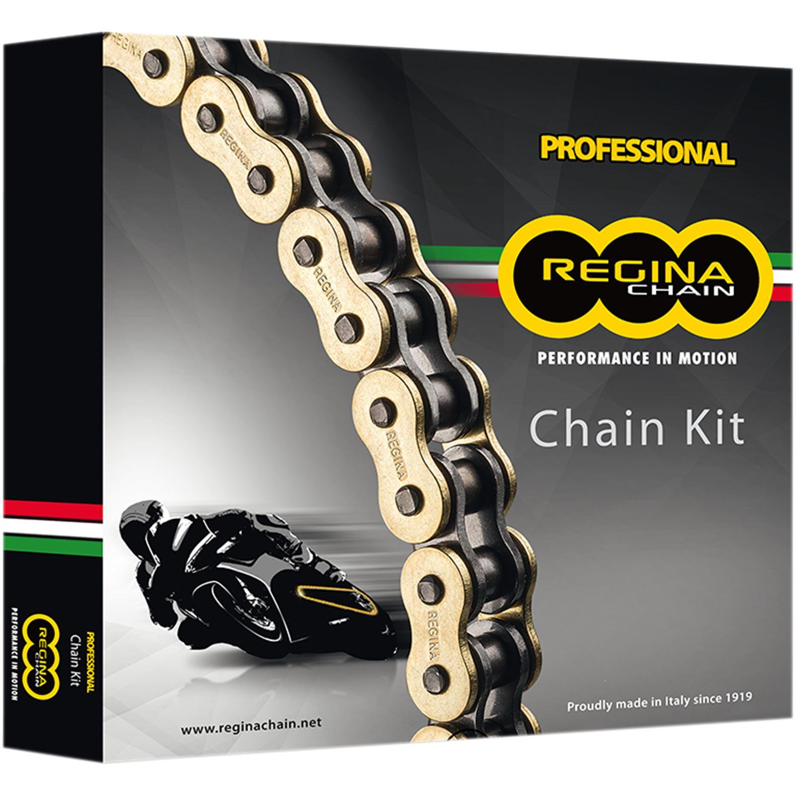 Regina Chain and Sprocket Kit - Yamaha - YZF-R6 - '99-'02
