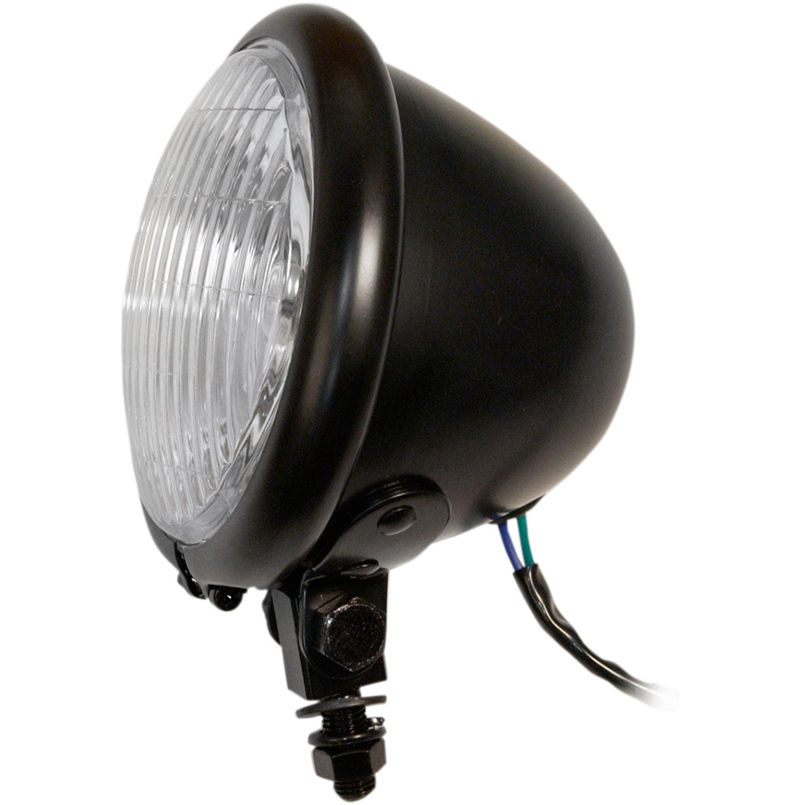 "Emgo 4 1/2"" Spotlamp - Black"