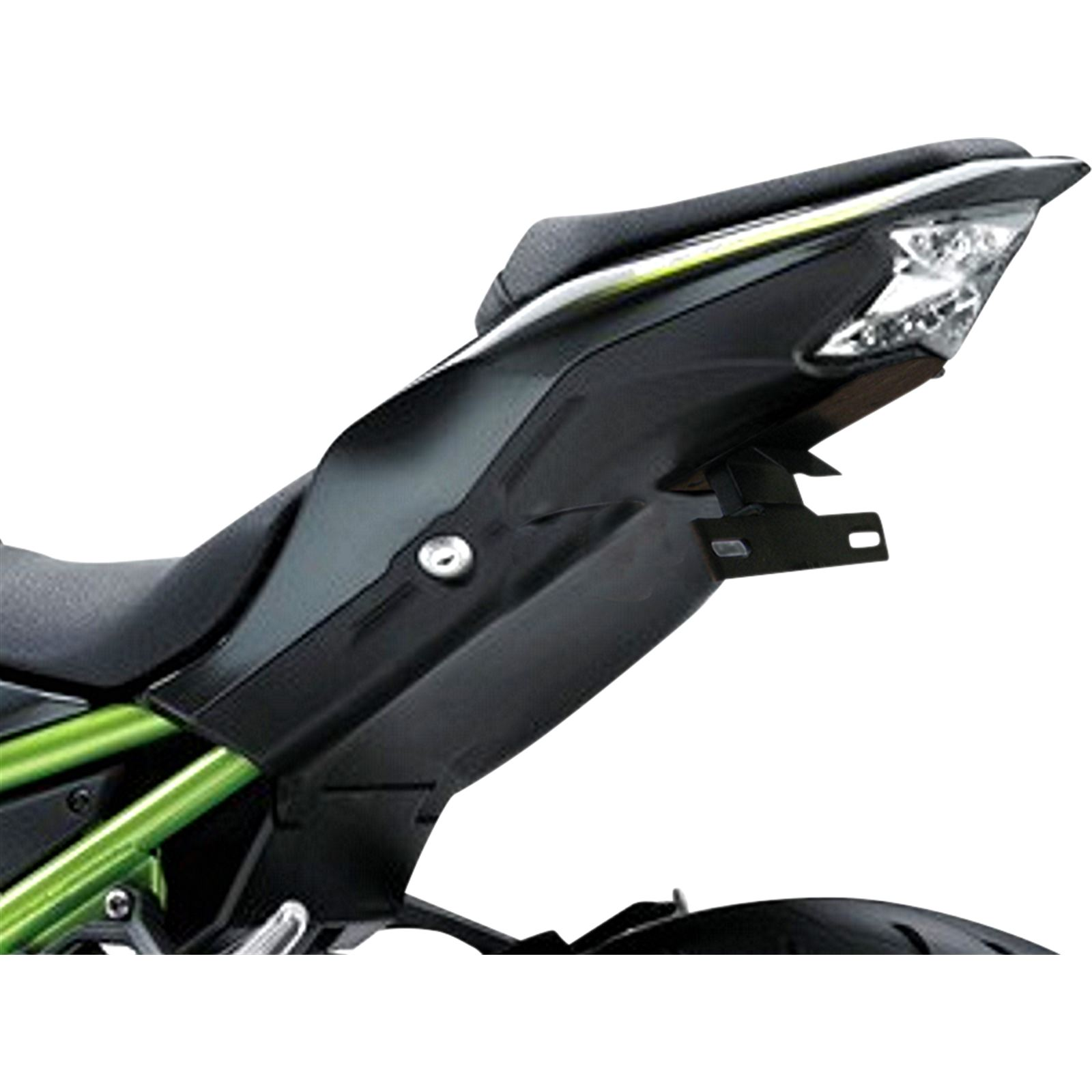 Targa X-Tail Kit for Kawasaki - No-Signal
