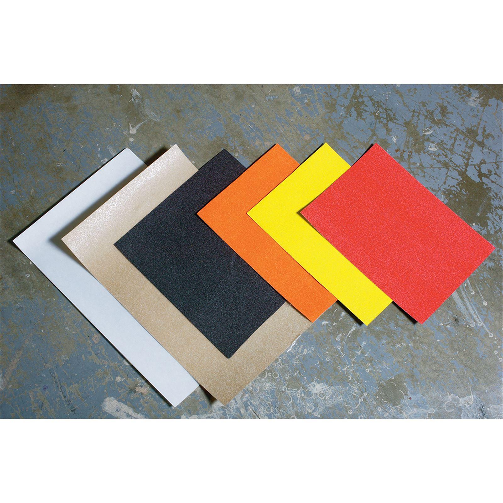 Factory Effex Grip Tape Sheet - Red - High
