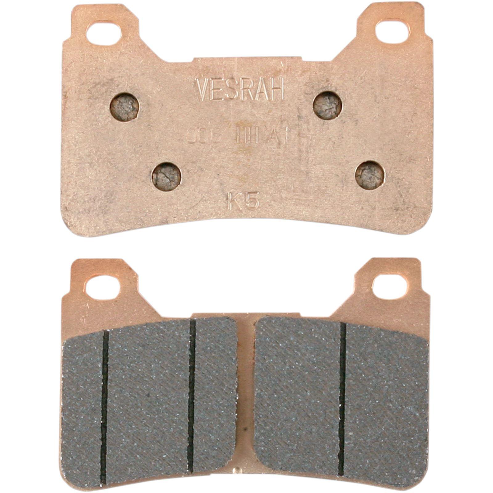 Vesrah JL Sintered Metal Brake Pads - VD-170/RJL