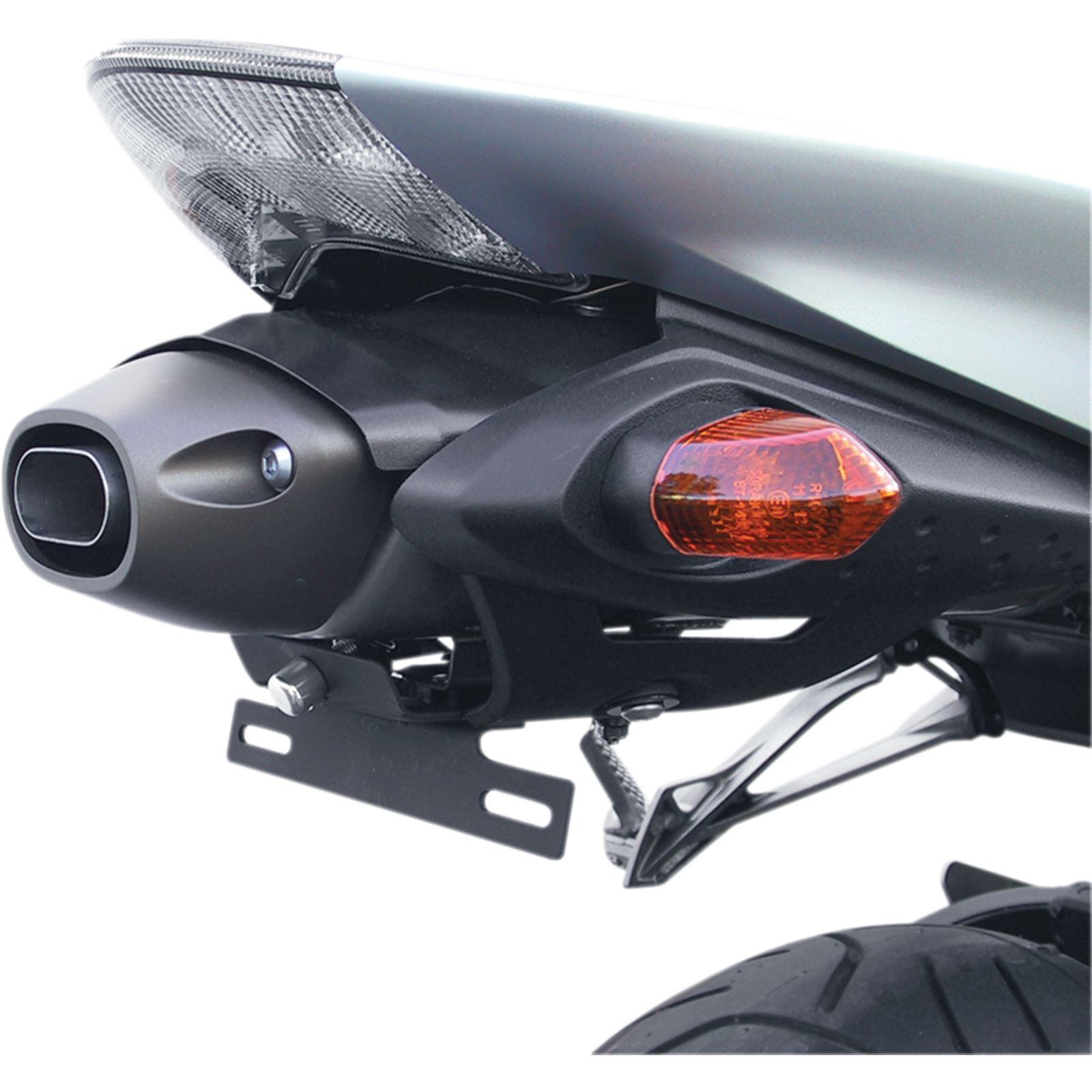 Targa Tail Kit with Signals - ZX6R/RR '05-'06
