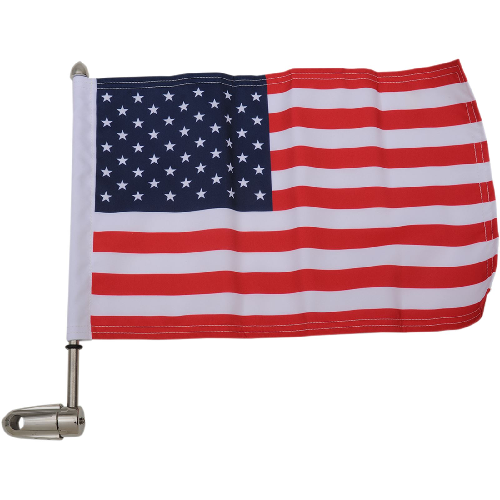 "Pro Pad Flag Mount - Luggage Rack - 13"" Pole - 10"" x 15"" Flag"