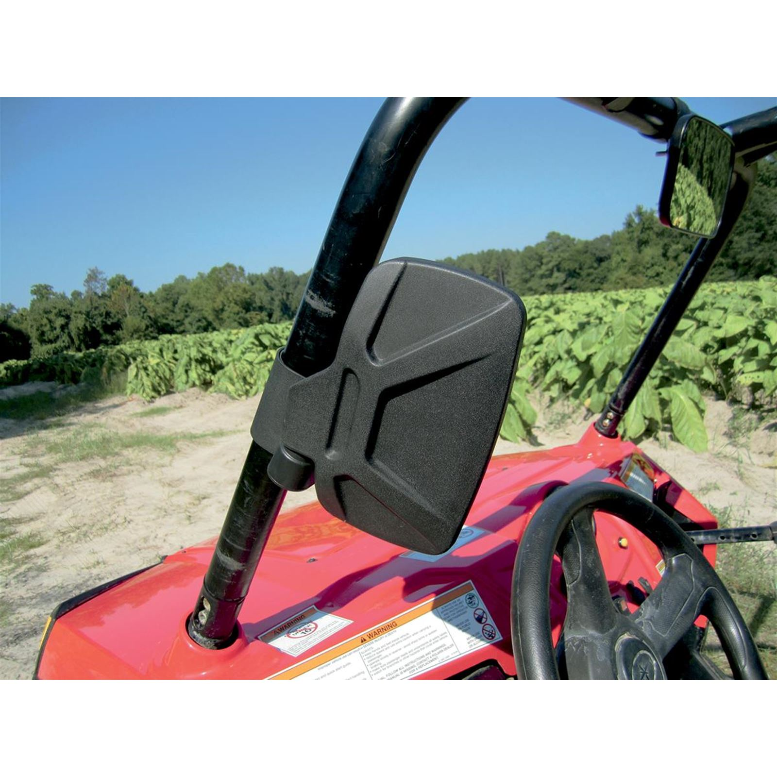"""Moose Side View Mirrors - 1.5"""""""