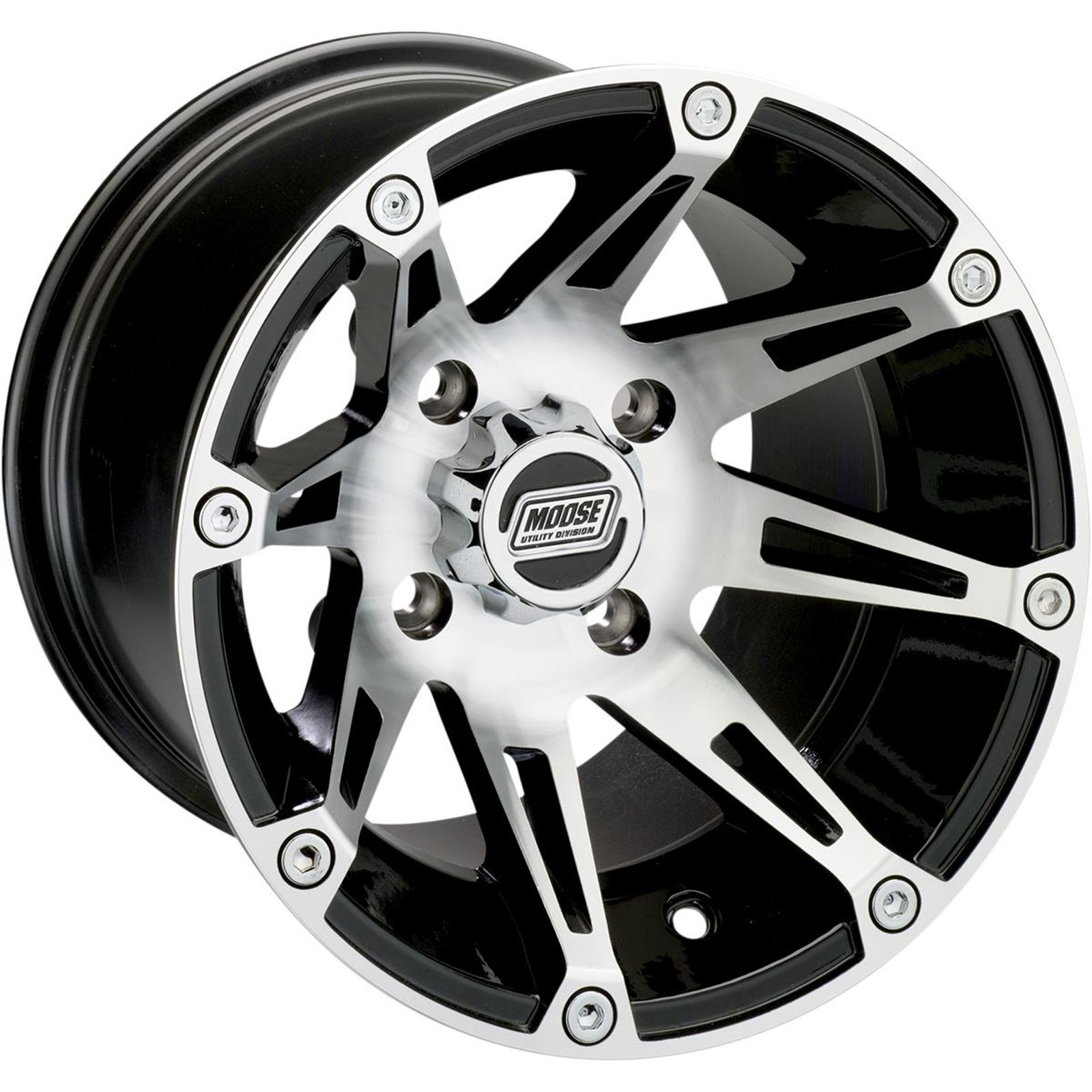 Moose Wheel - 387M - 14X7 4/136 4+3