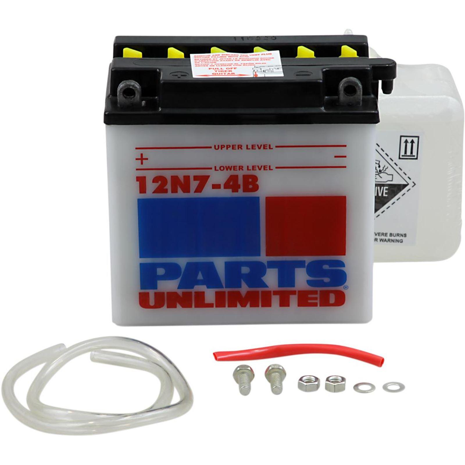 Moose Battery - 12N7-4B
