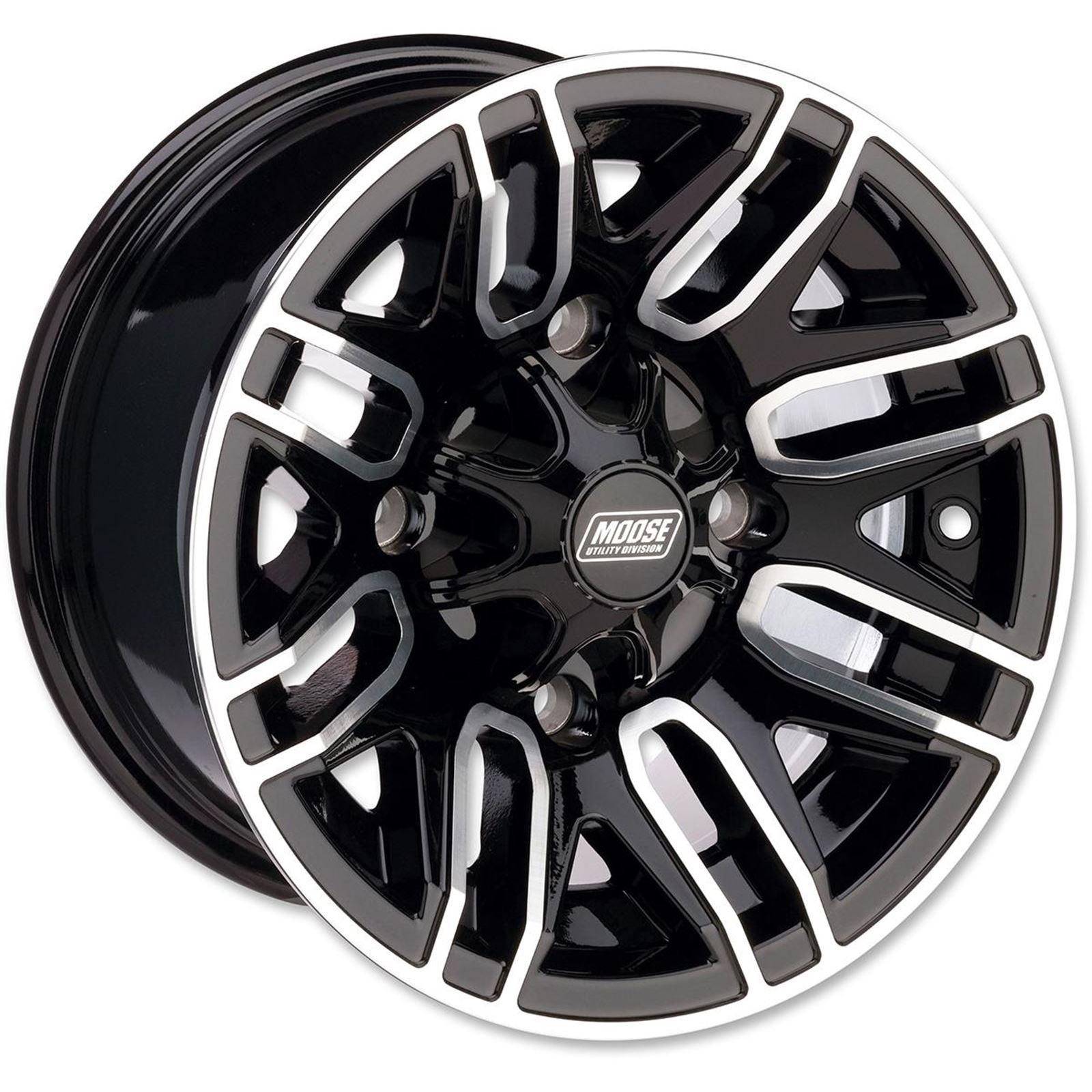 Moose Wheel - 112M - 14X7 4/156 4+3