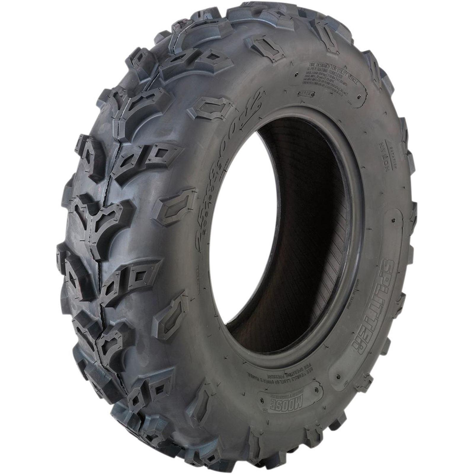 Moose Tire - Splitter - 26X9-12 6P