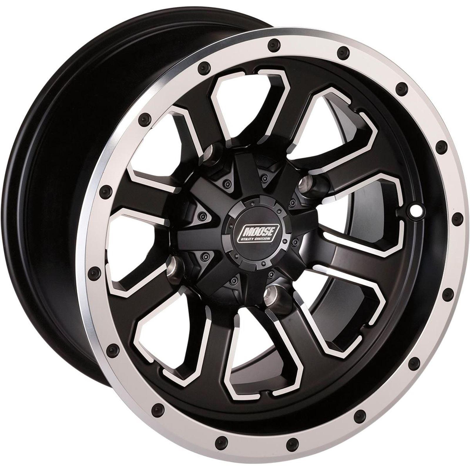 Moose Wheel - 548M - 14X8 4/156 4+4