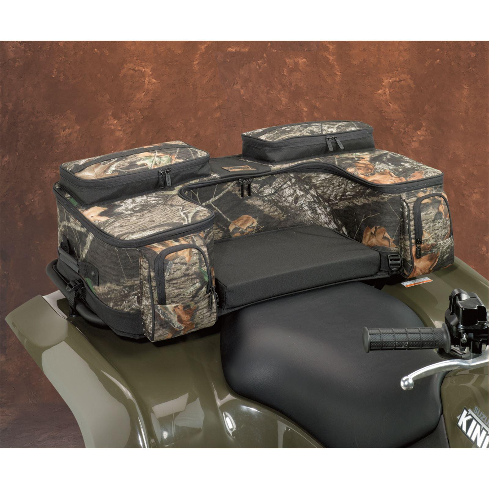 Moose Ozark Rear Rack Bag - Mossy Oak Break-Up