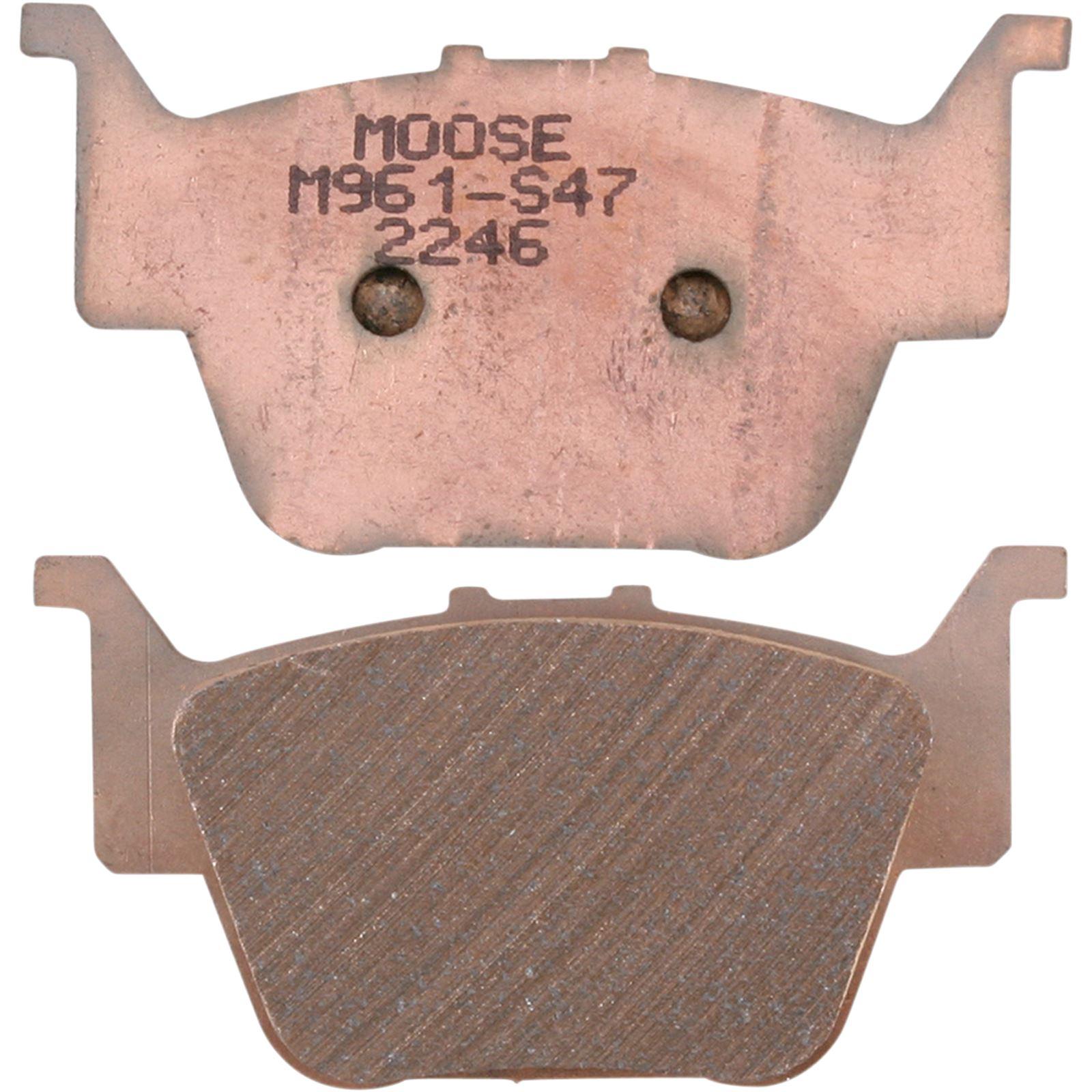Moose XCR Brake Pads - Rear - TRX/Pioneer