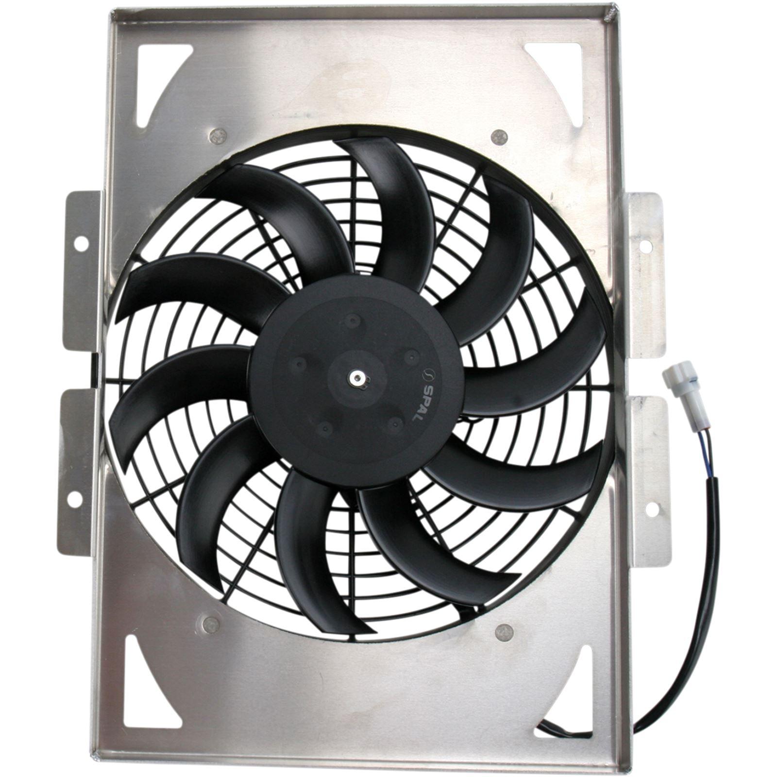 Moose Hi-Performance Cooling Fan - Single - 800 CFM