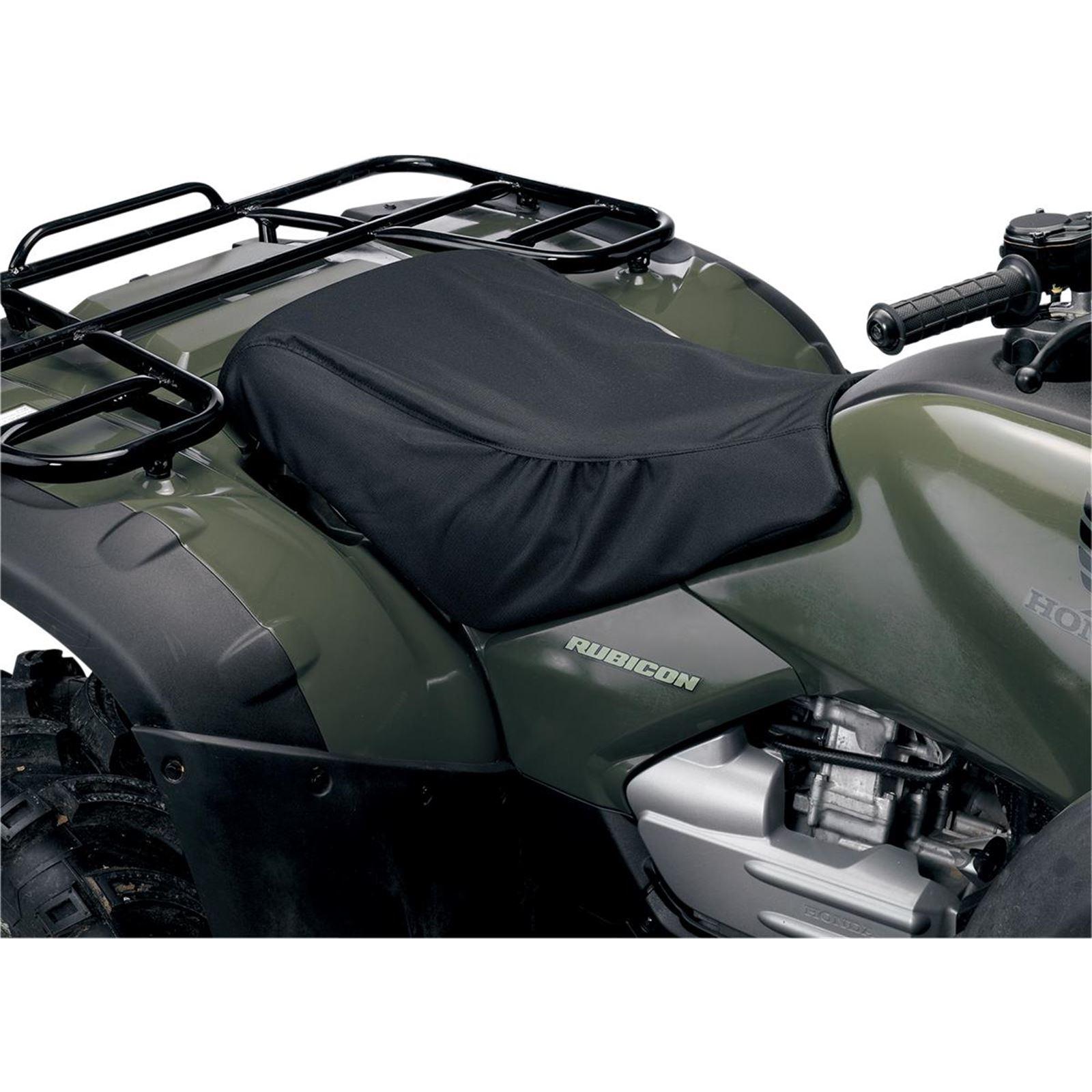 Moose Seat Cover - Black - Rubicon