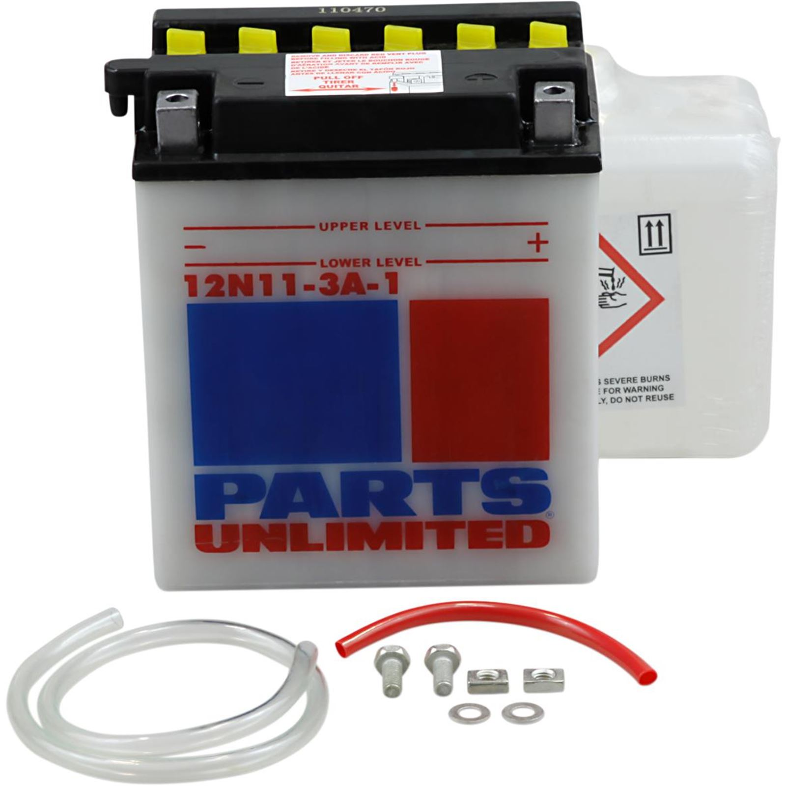 Moose Battery - 12N11-3A-1