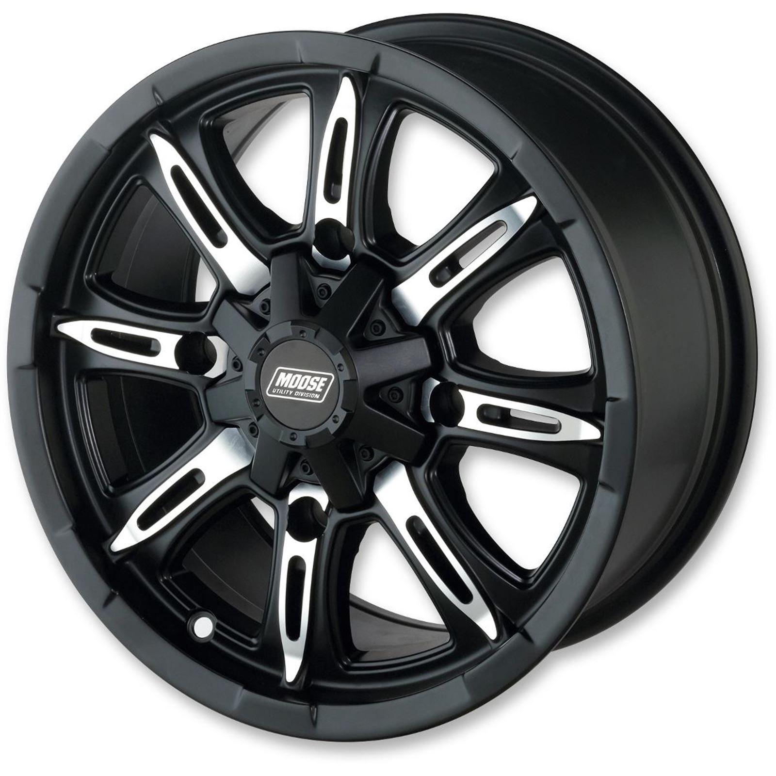 Moose Wheel - 423M - 14X7 4/115 5.5
