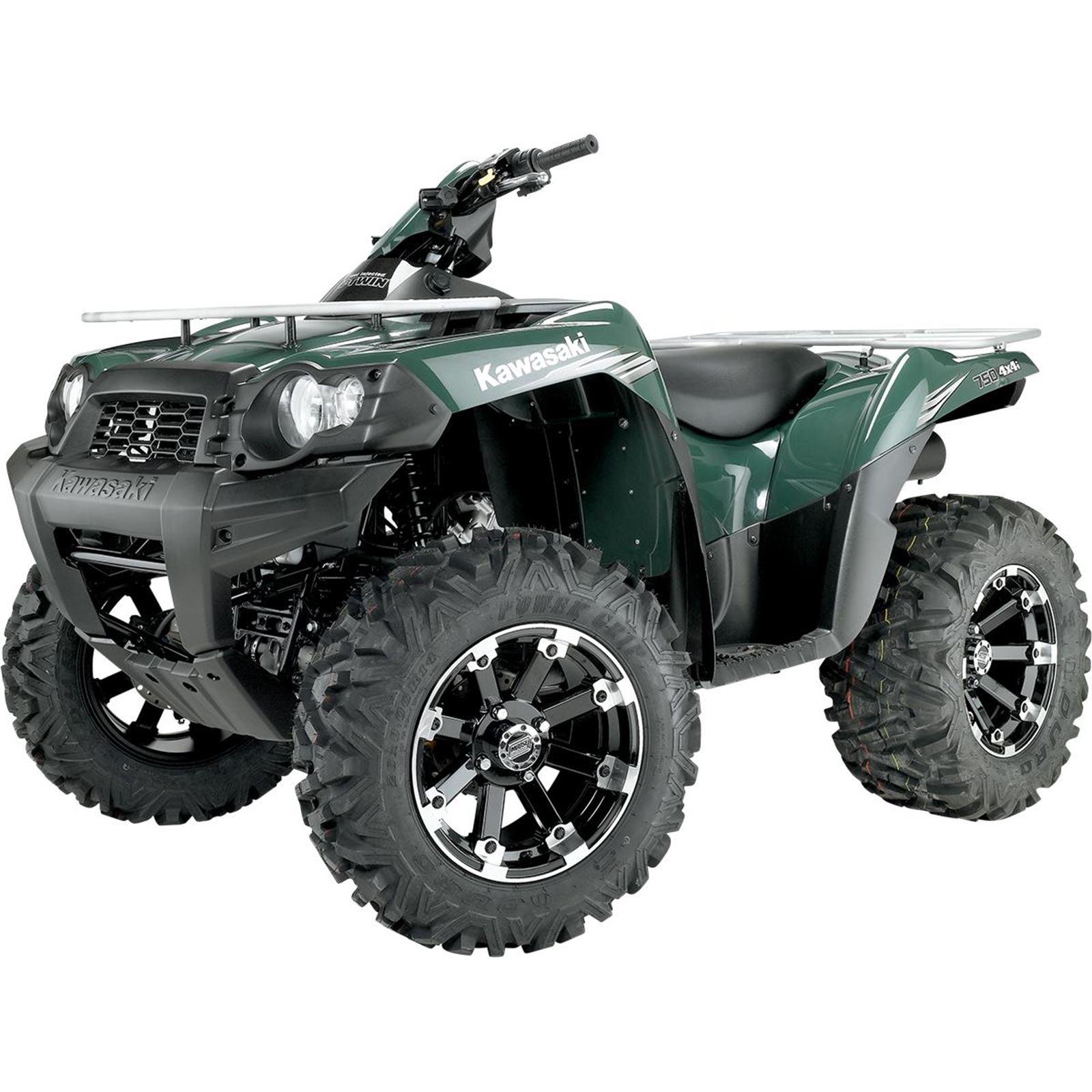 Moose Wheel - 393B - 14X7 4/110 - 4+3