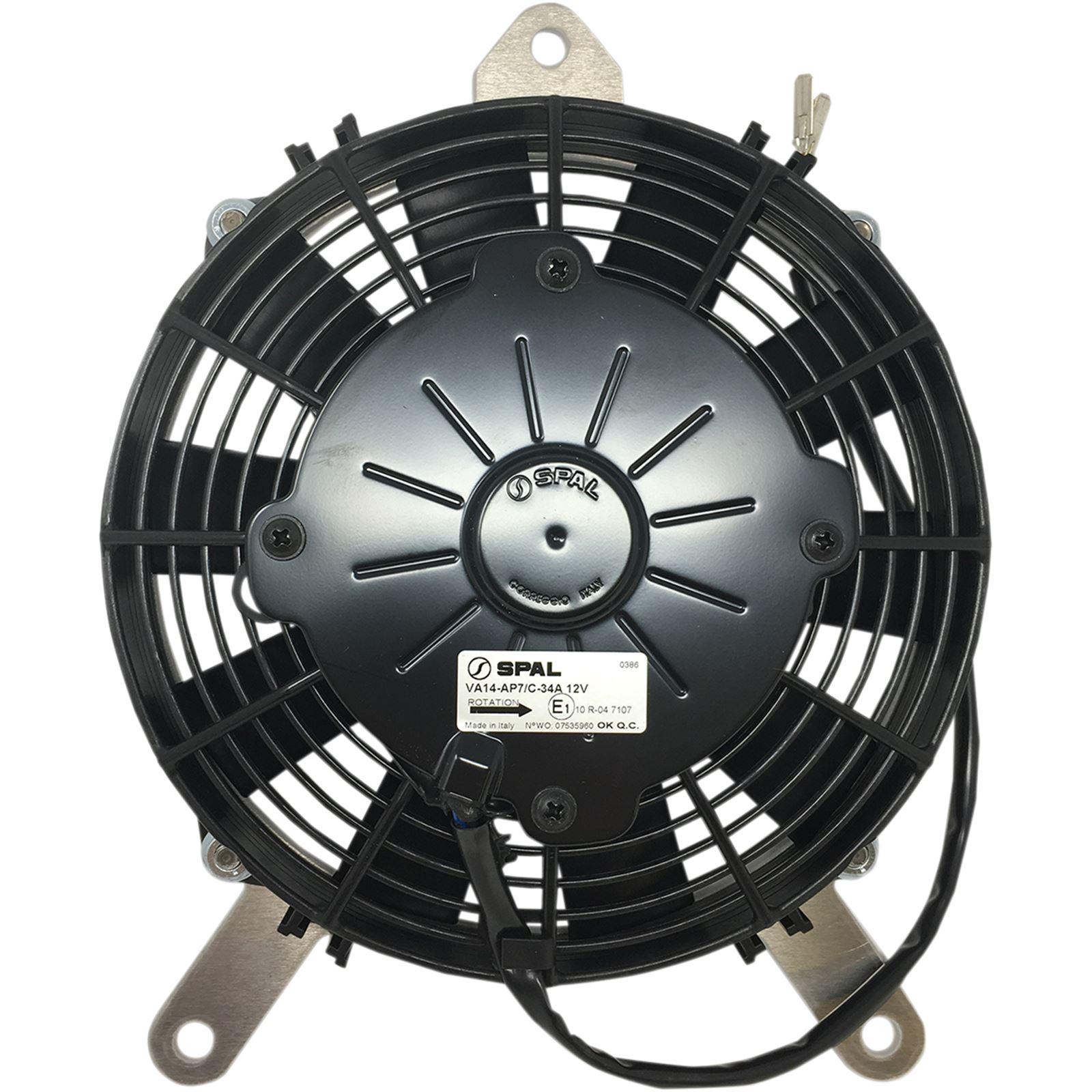 Moose Hi-Performance Cooling Fan - 440 CFM
