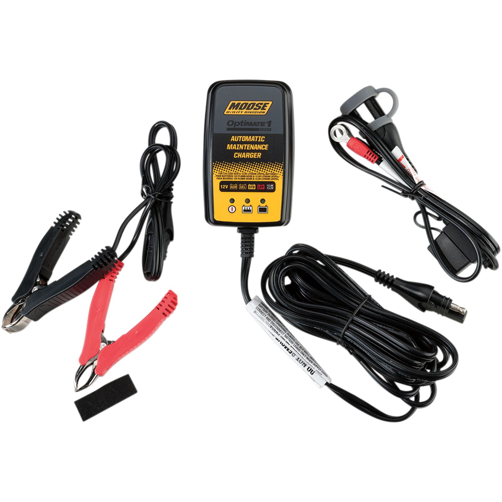 Moose Optimate 1 Battery Charger - Duo