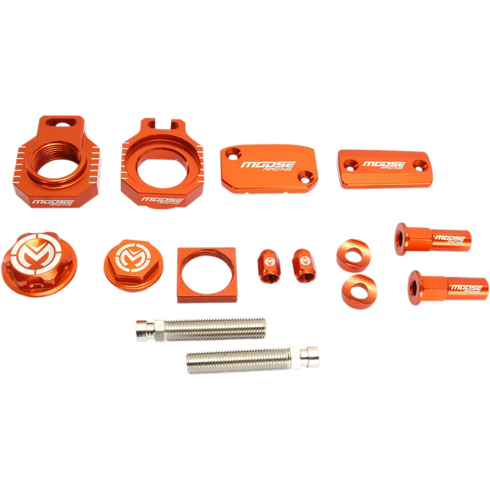 Moose Racing Bling Packs - KTM - Orange