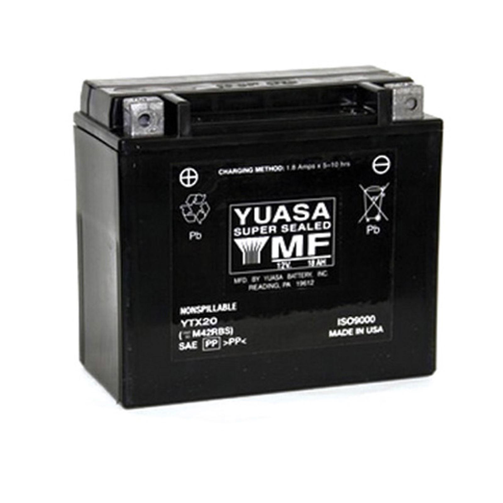 Yuasa AGM Battery - YTX20