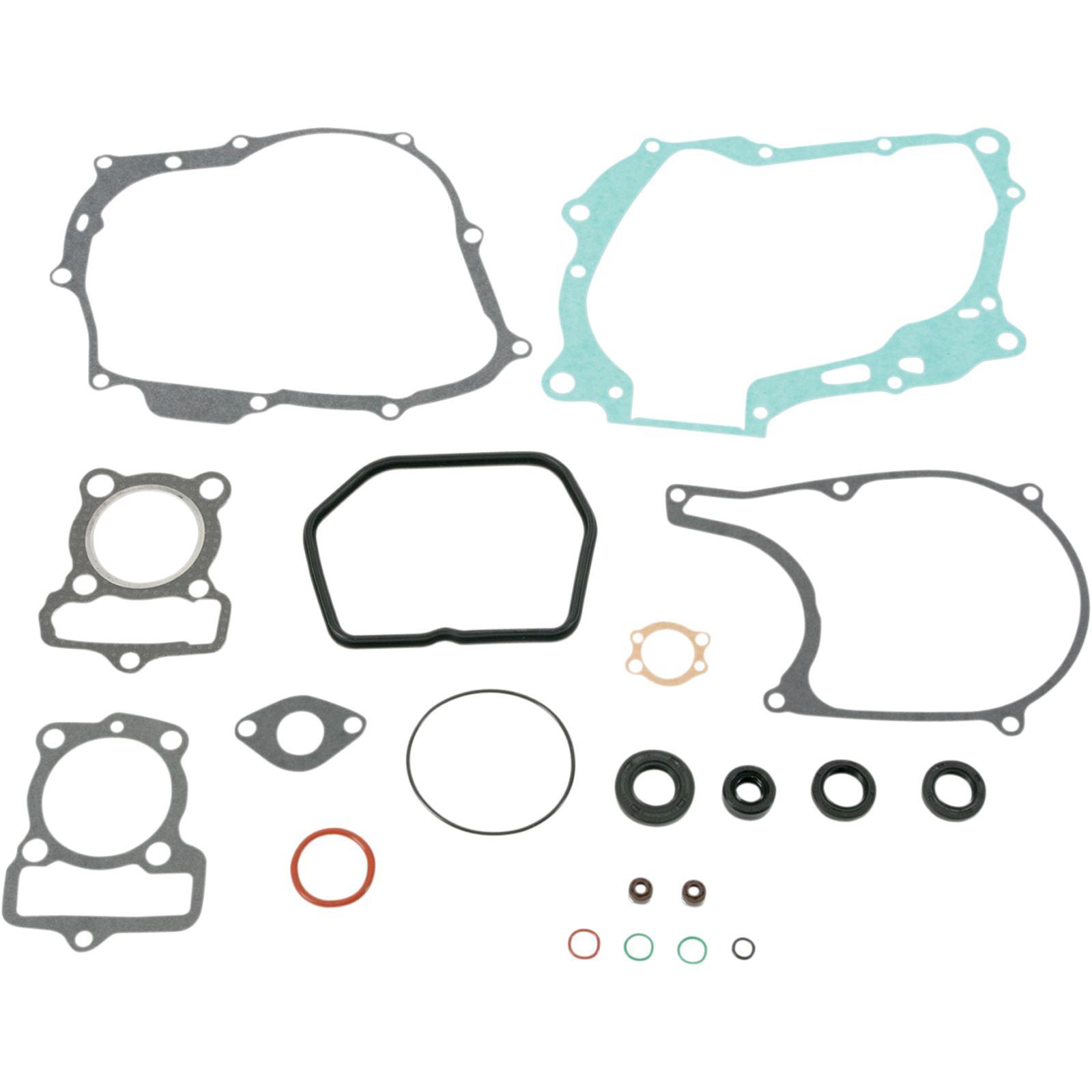 Moose Racing Motor Gasket Kit with Seal XR80