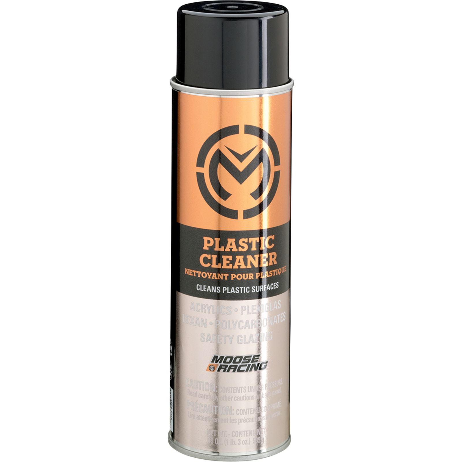 Moose Racing Plastic Cleaner - 19 oz