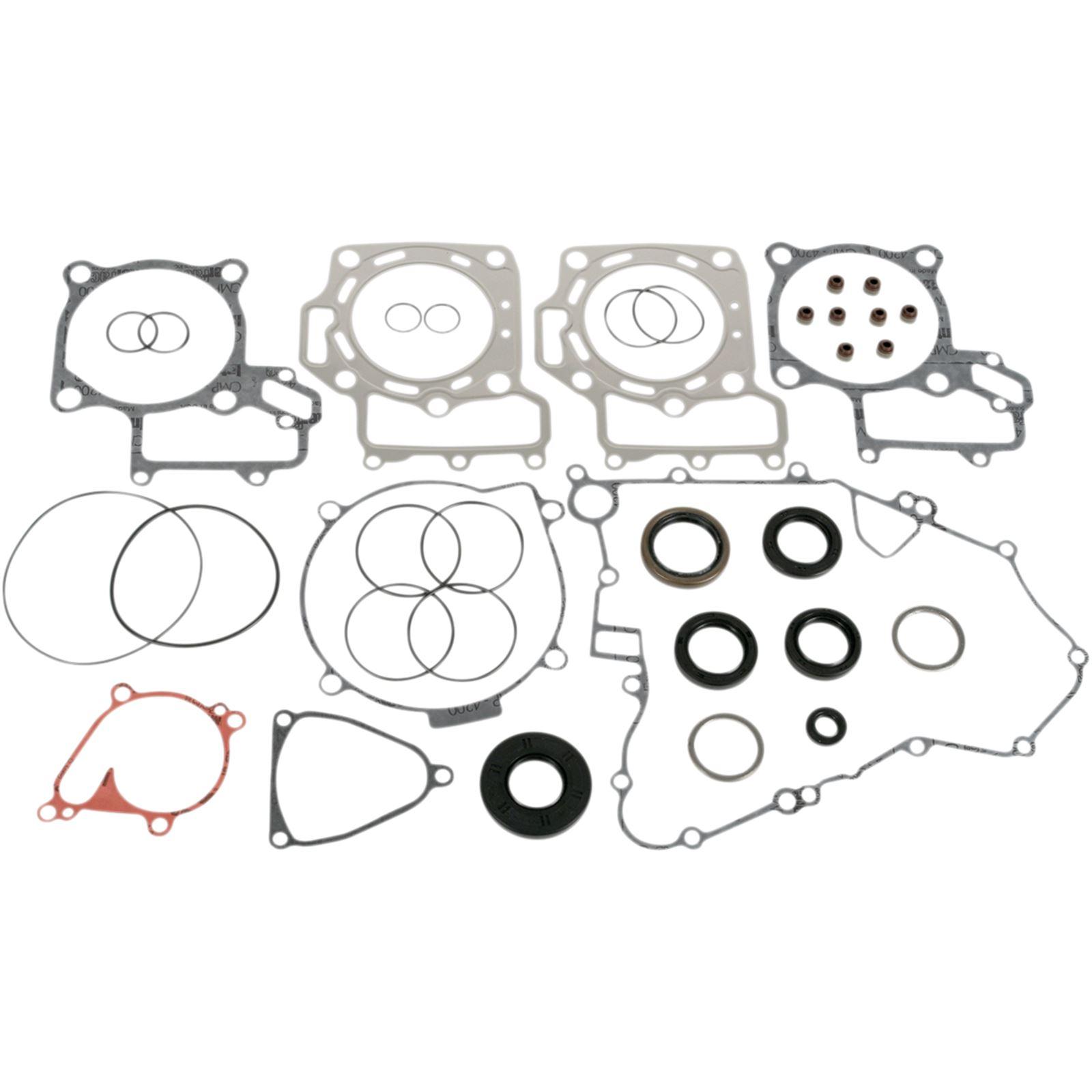 Moose Racing Motor Gasket Kit with Seal Kawasaki