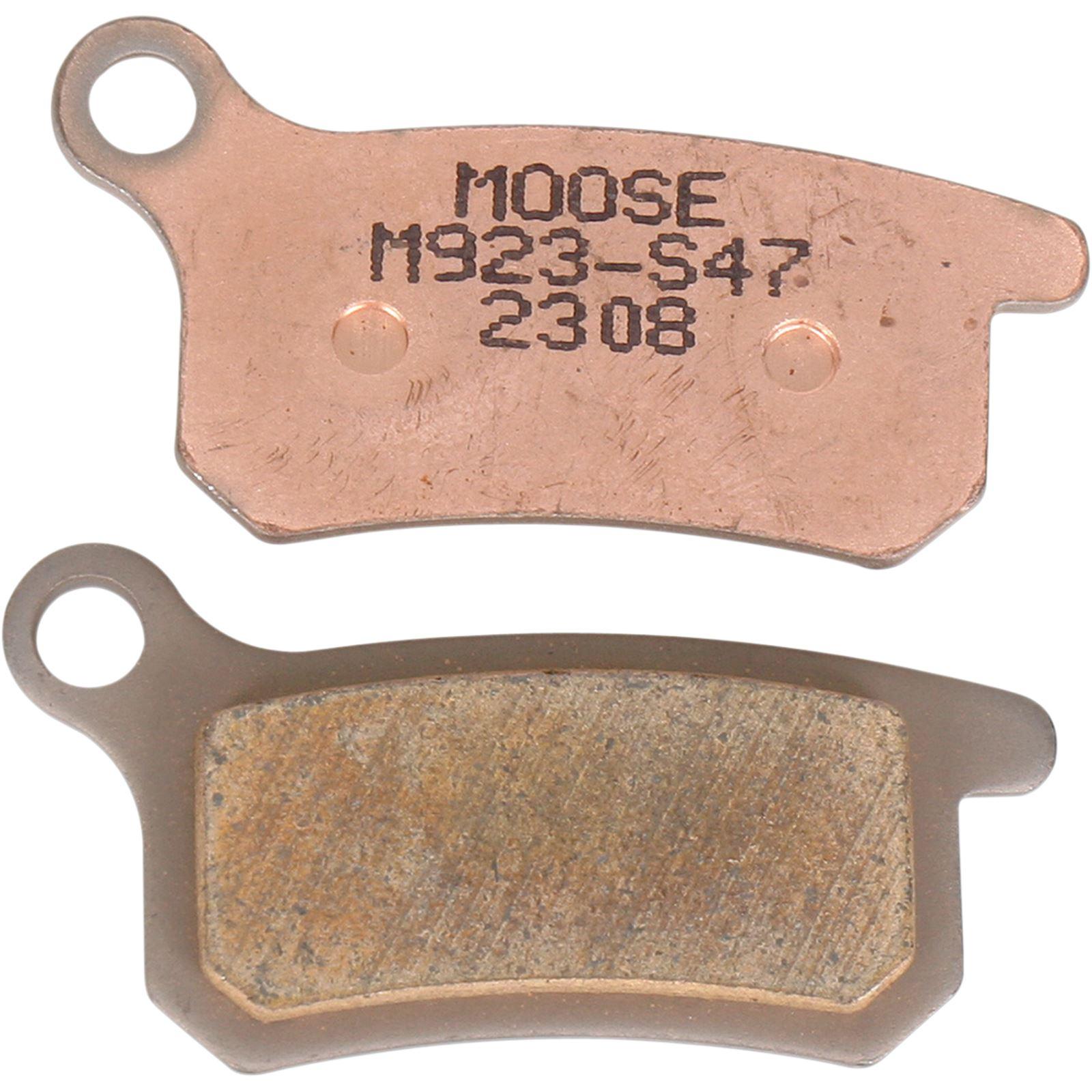 Moose Racing XCR Brake Pads - Front