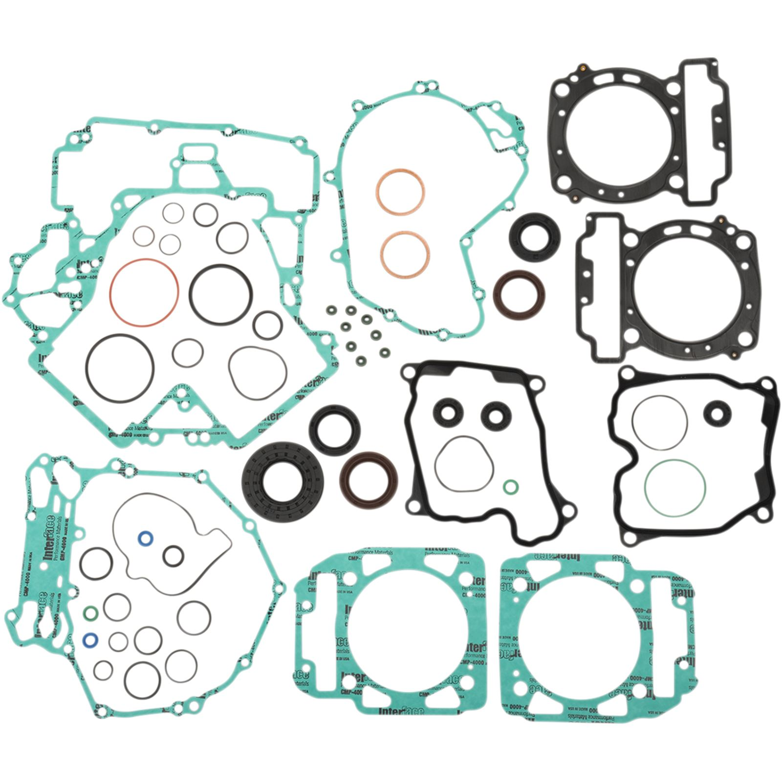 Moose Racing Motor Gasket Kit with Seal Can-Am