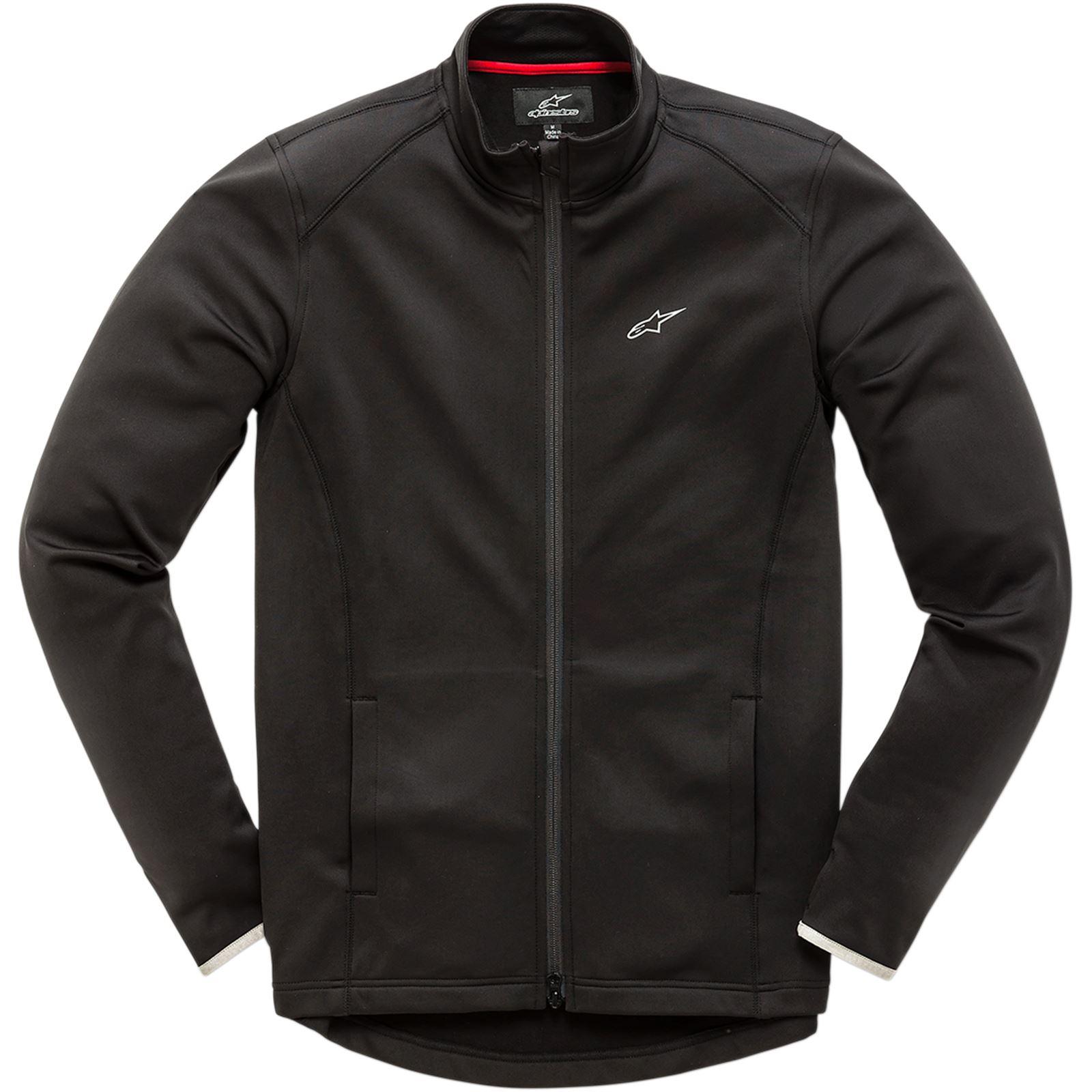 Alpinestars Purpose Mid-Layer Jacket - Black - Large