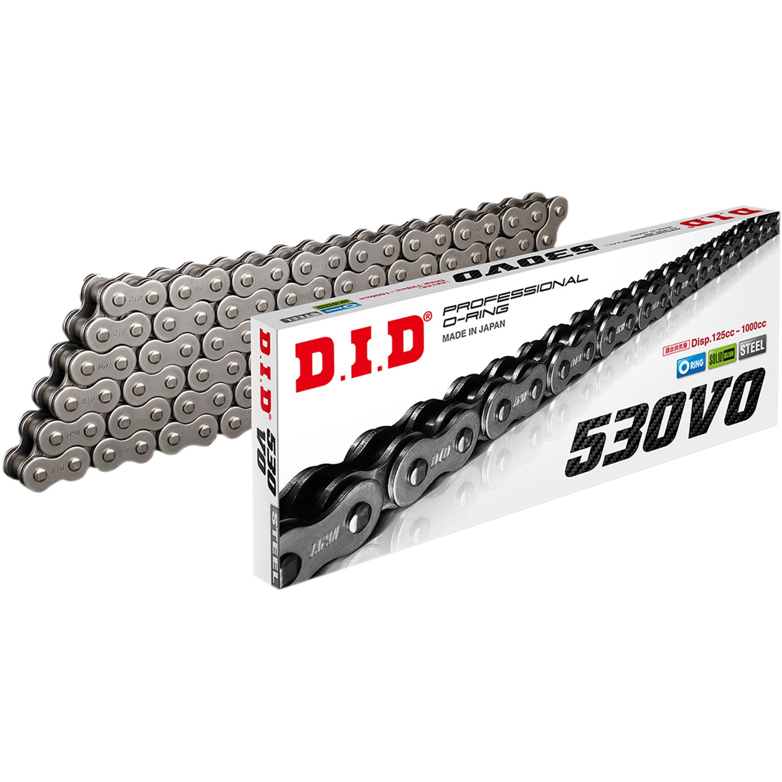 D.I.D 530 VO - Chain - 104 Links