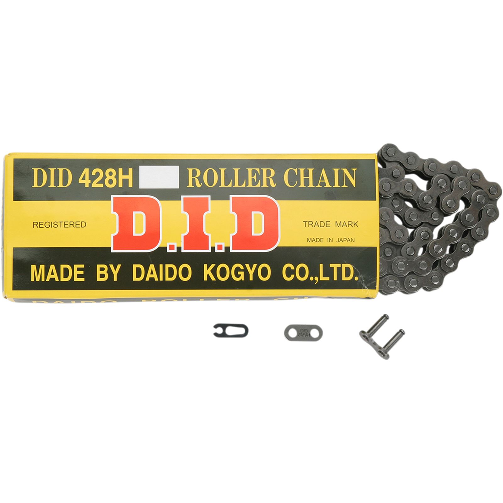 D.I.D 428 - High-Performance Motorcycle Chain - 132 Links