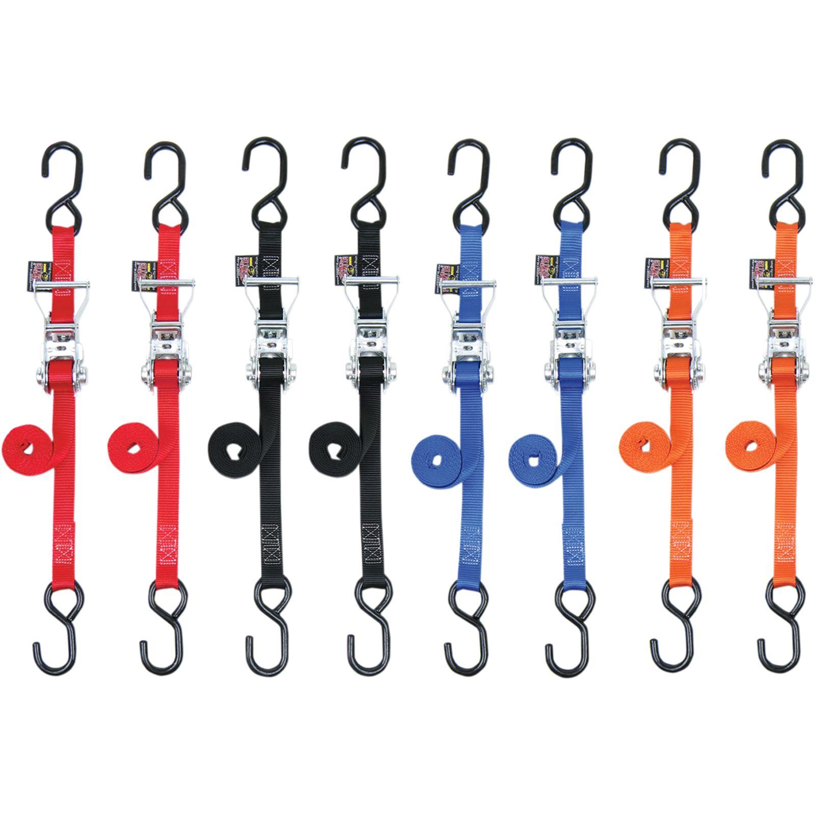 """Powertye Ratchet Tie-Down - 1"""" - Orange"""