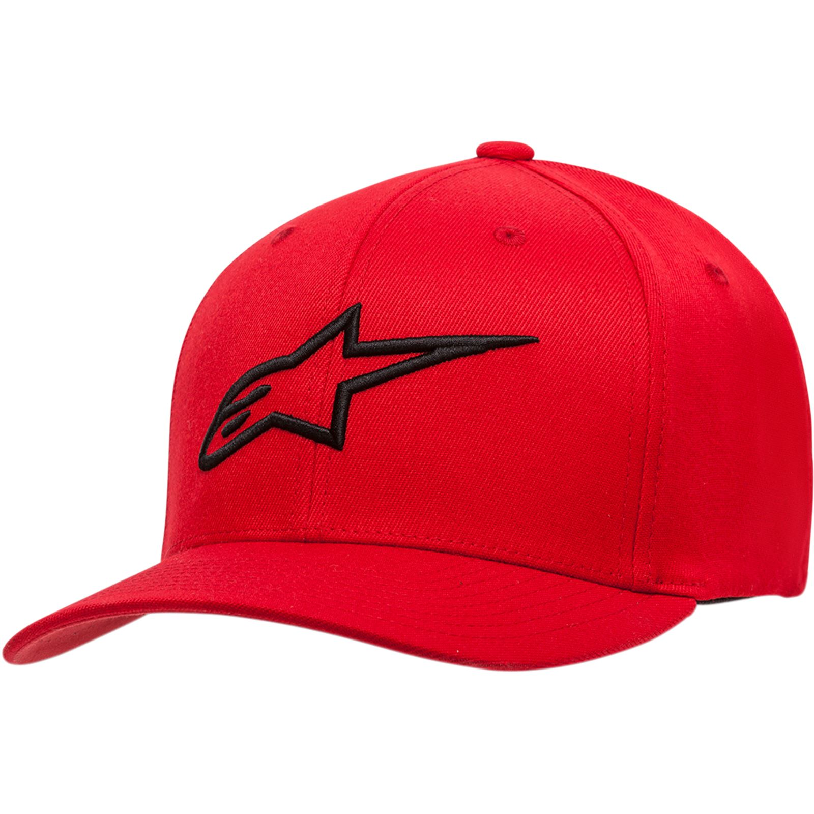 Alpinestars Youth Ageless Hat - Red/Black - One Size