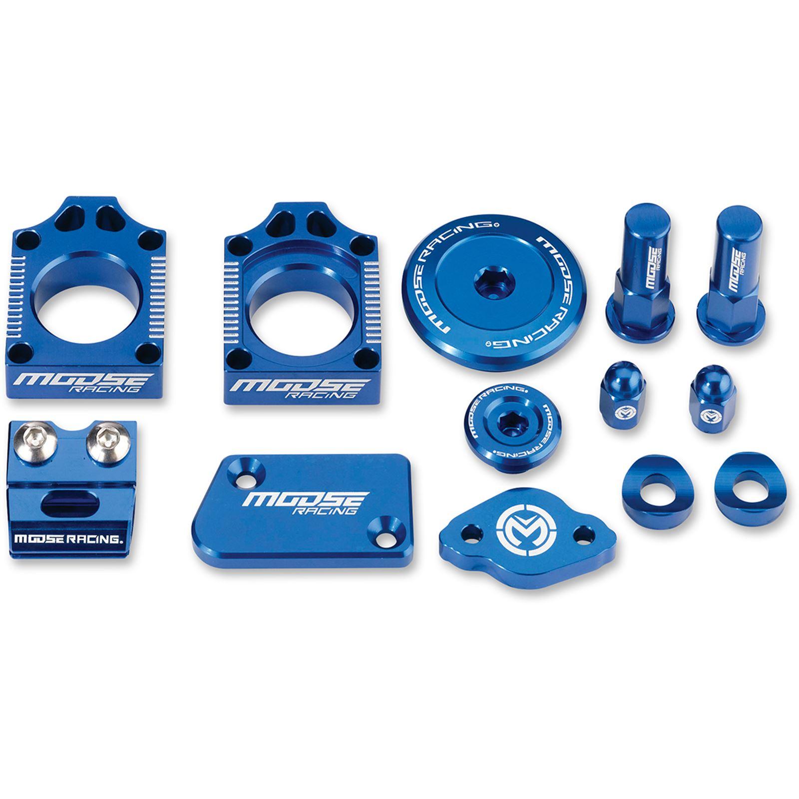 Moose Racing Bling Packs - Yamaha - Blue